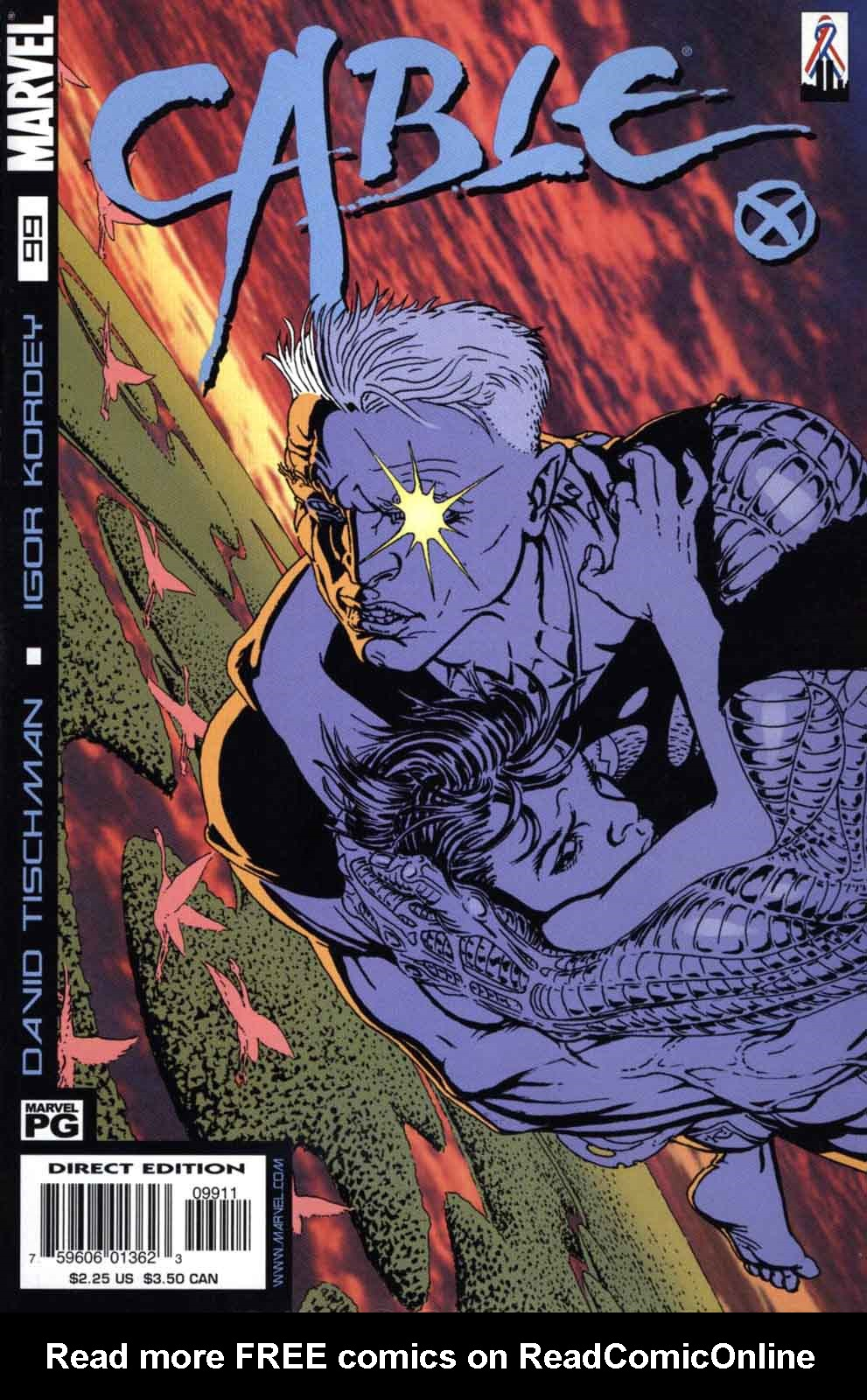 Cable (1993) 99 Page 1