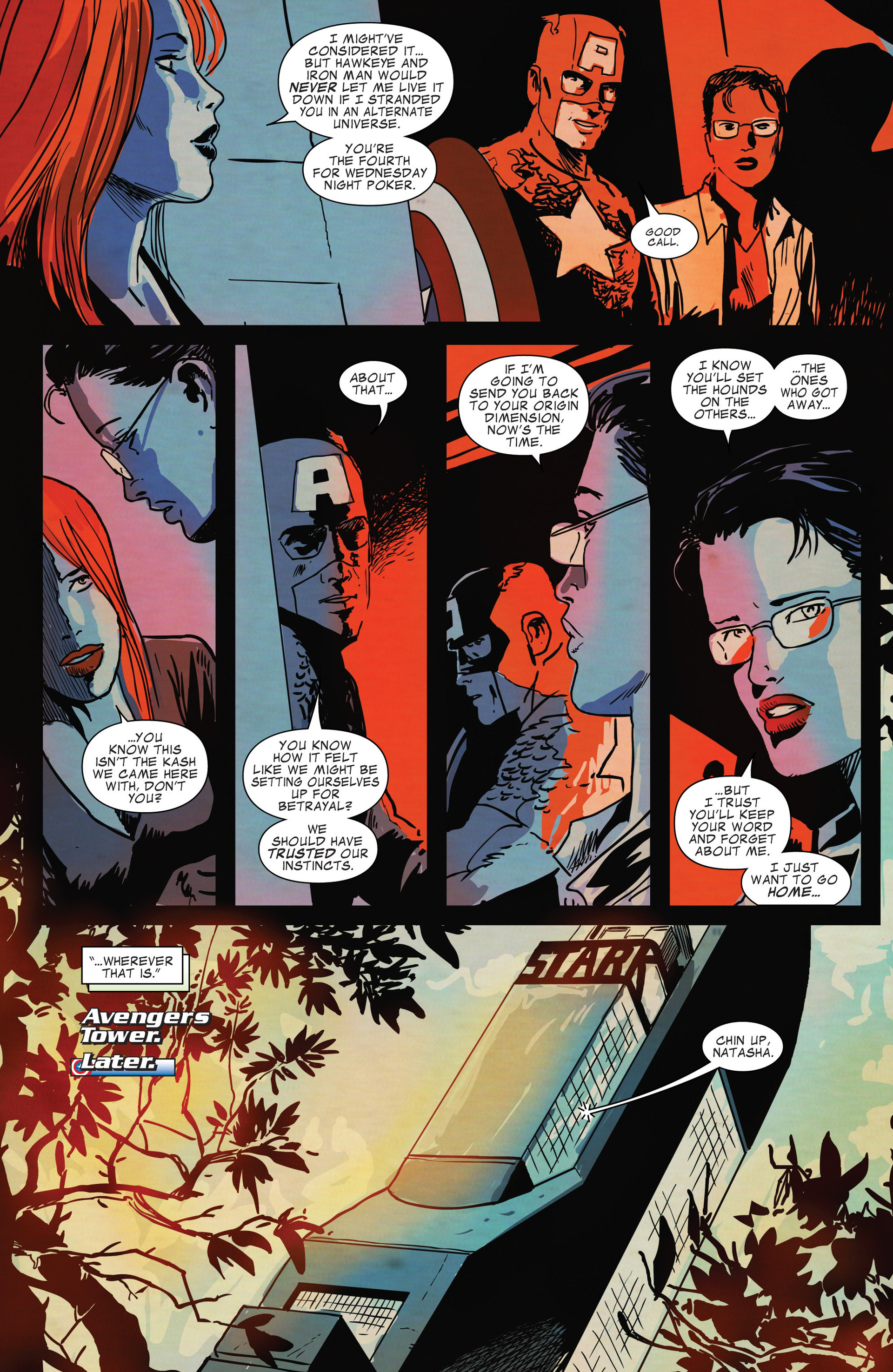 Read online Captain America And Black Widow comic -  Issue #640 - 19