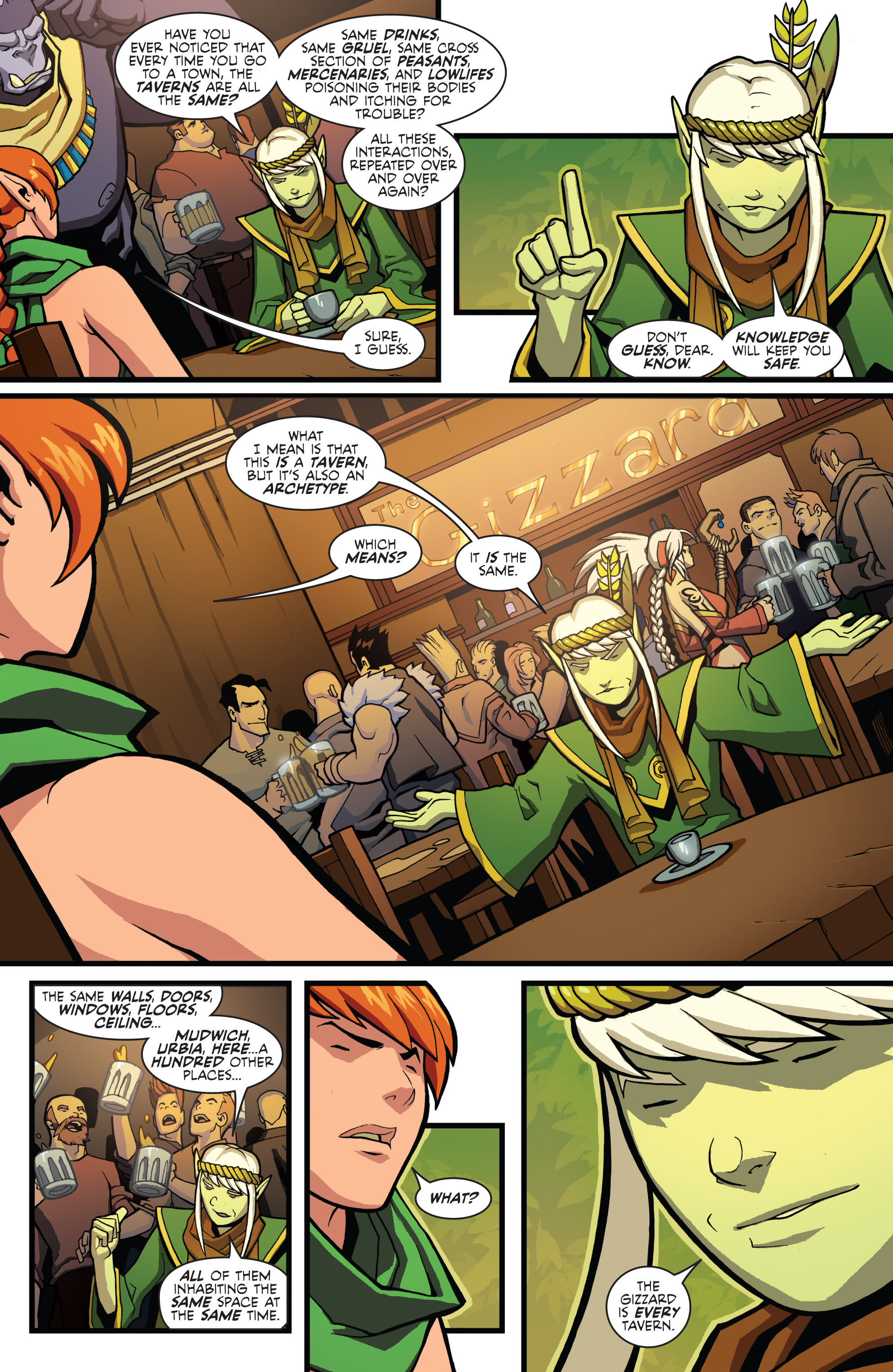 Read online Skullkickers comic -  Issue #23 - 11