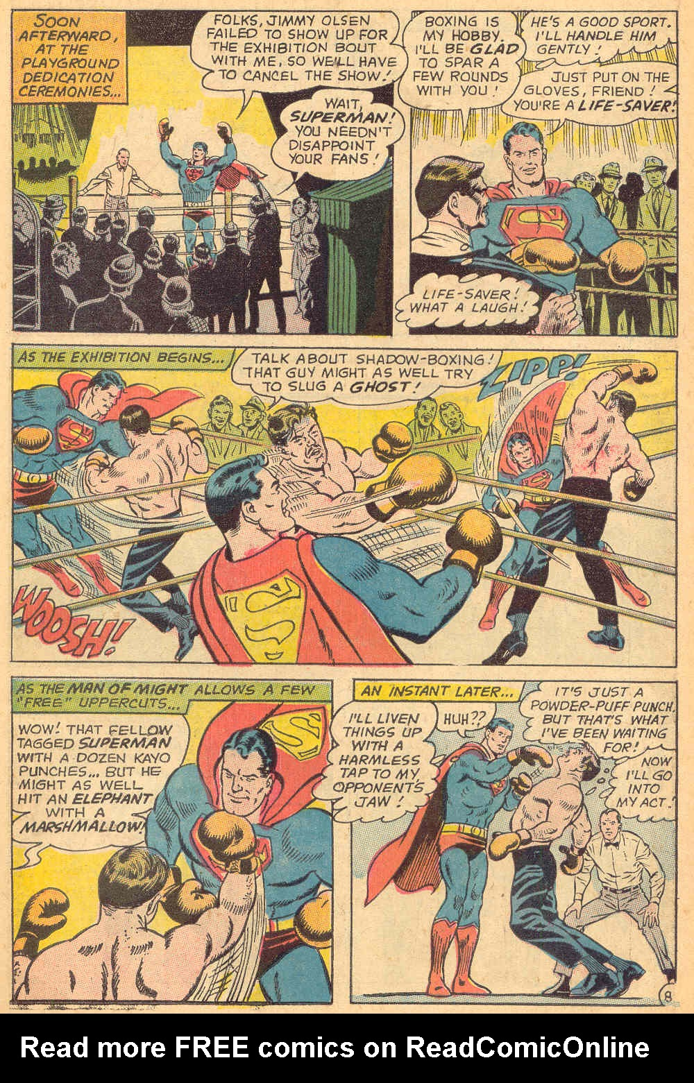 Read online Action Comics (1938) comic -  Issue #358 - 11