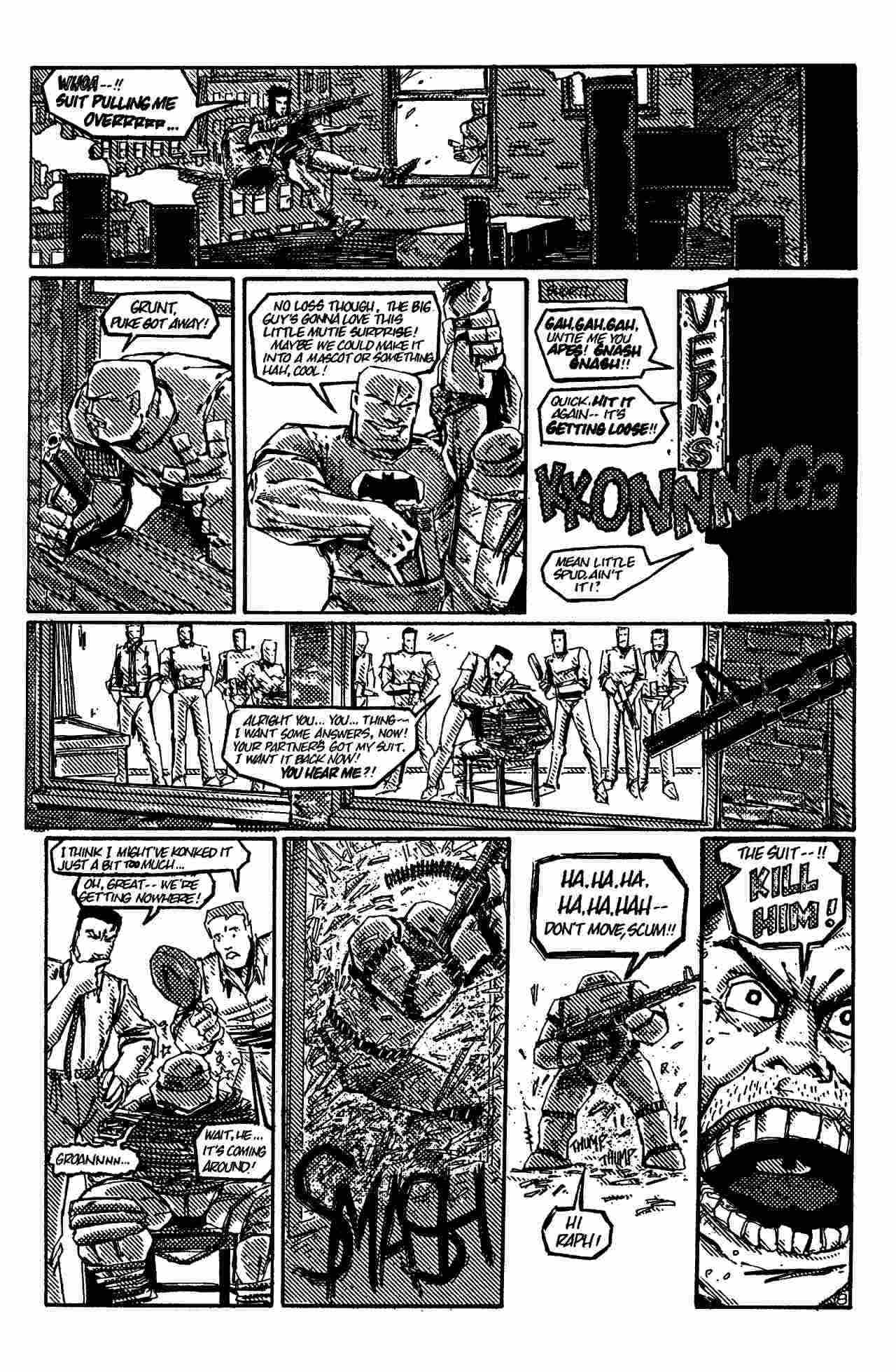 Read online Shell Shock comic -  Issue # Full - 147