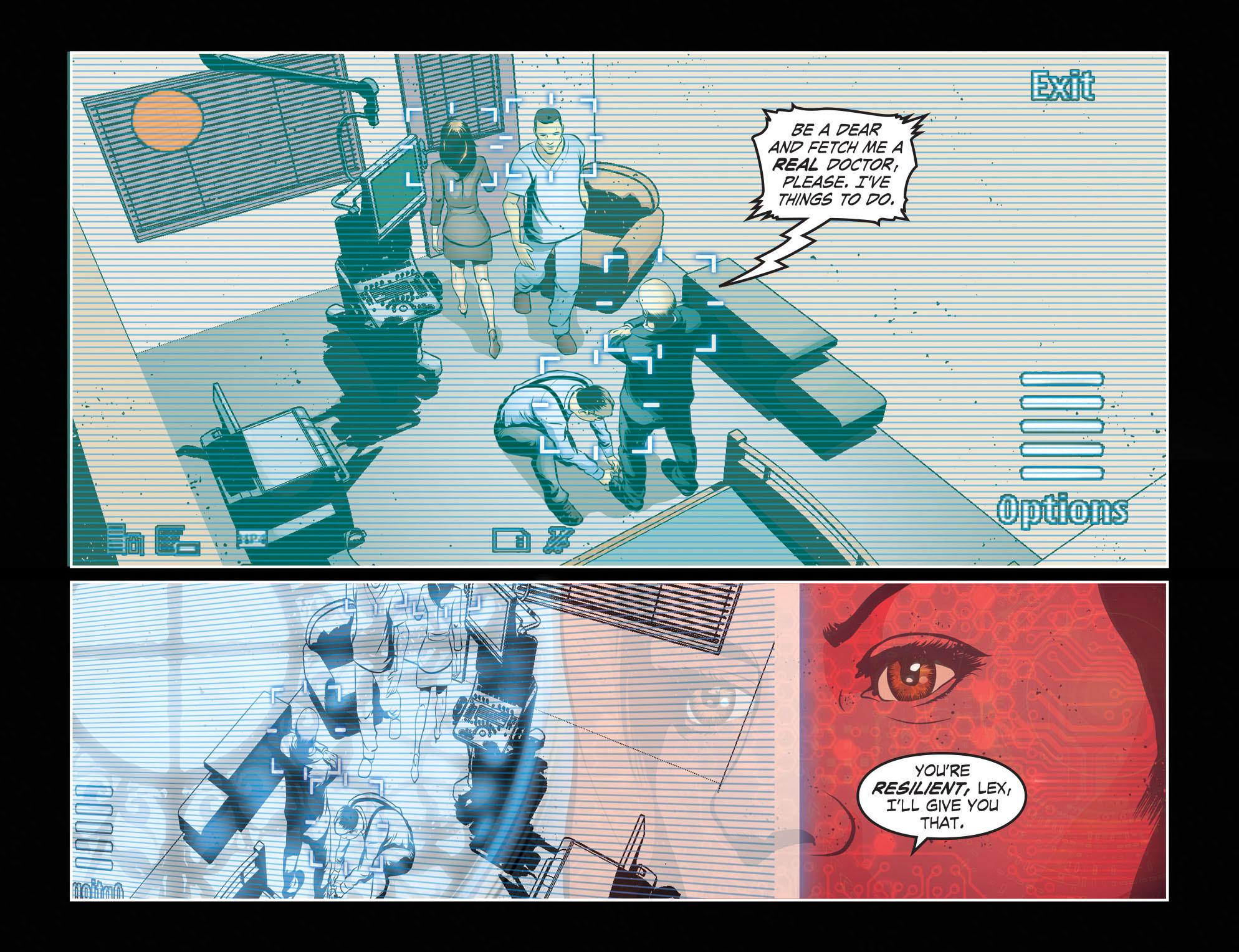 Read online Smallville: Season 11 comic -  Issue #55 - 9