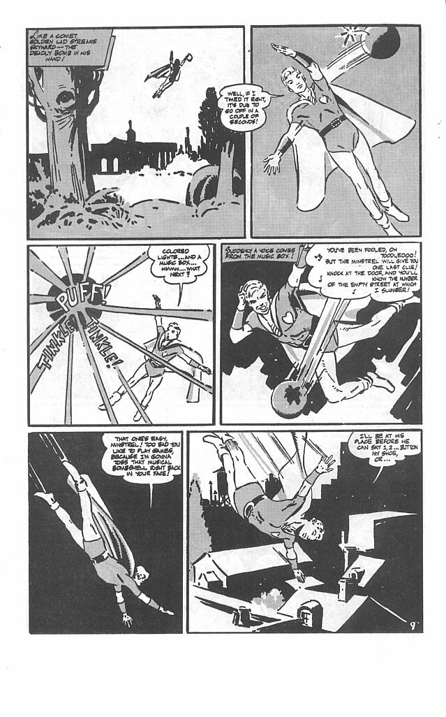 Read online Golden-Age Men of Mystery comic -  Issue #3 - 42