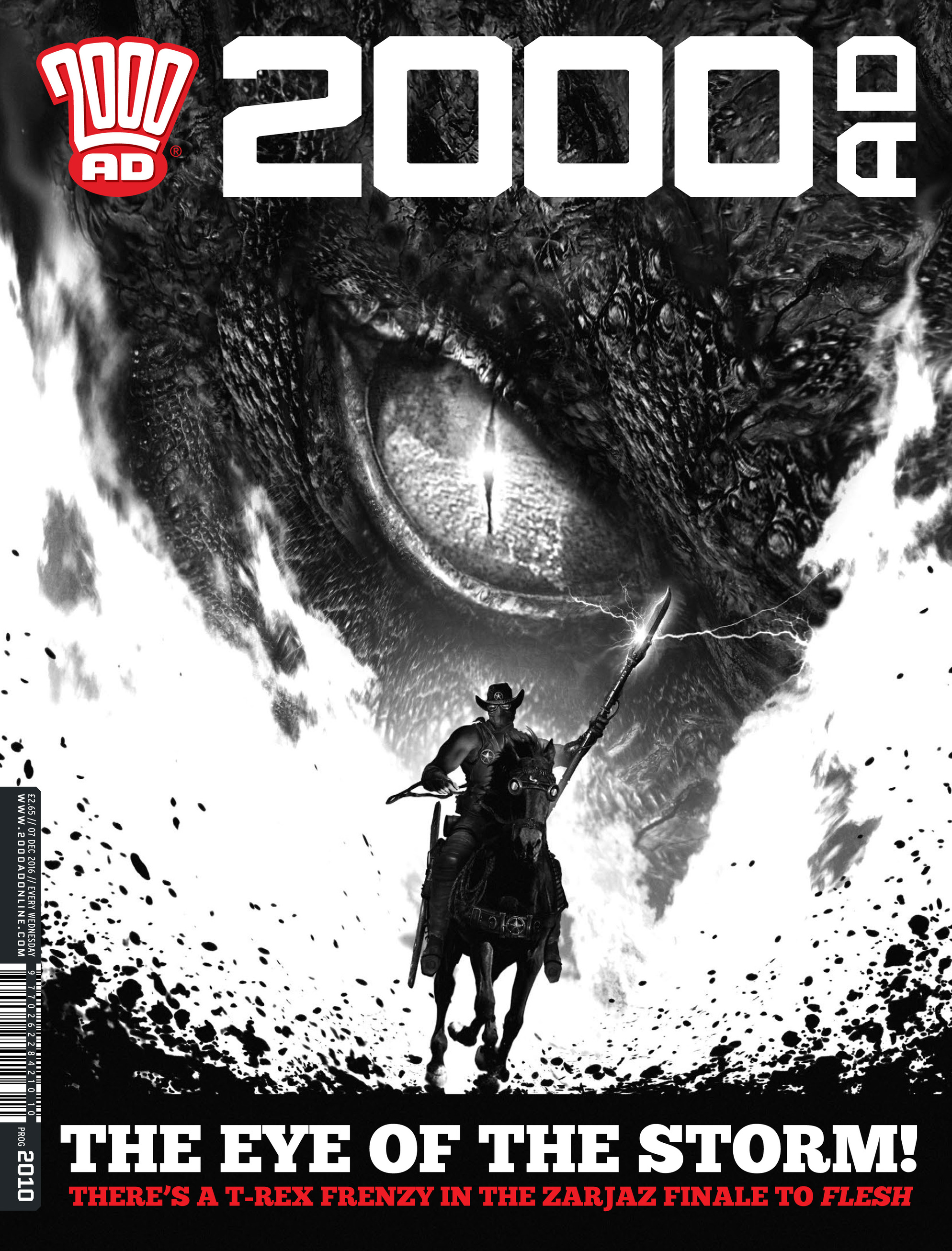 Read online 2000 AD comic -  Issue #2010 - 1