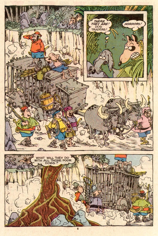 Read online Sergio Aragonés Groo the Wanderer comic -  Issue #45 - 6