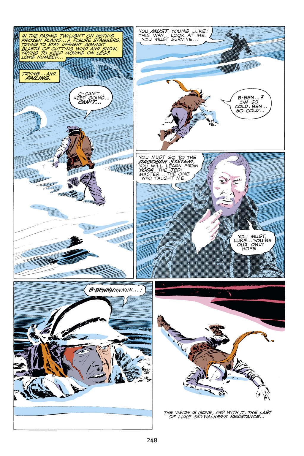Read online Star Wars Omnibus comic -  Issue # Vol. 14 - 246