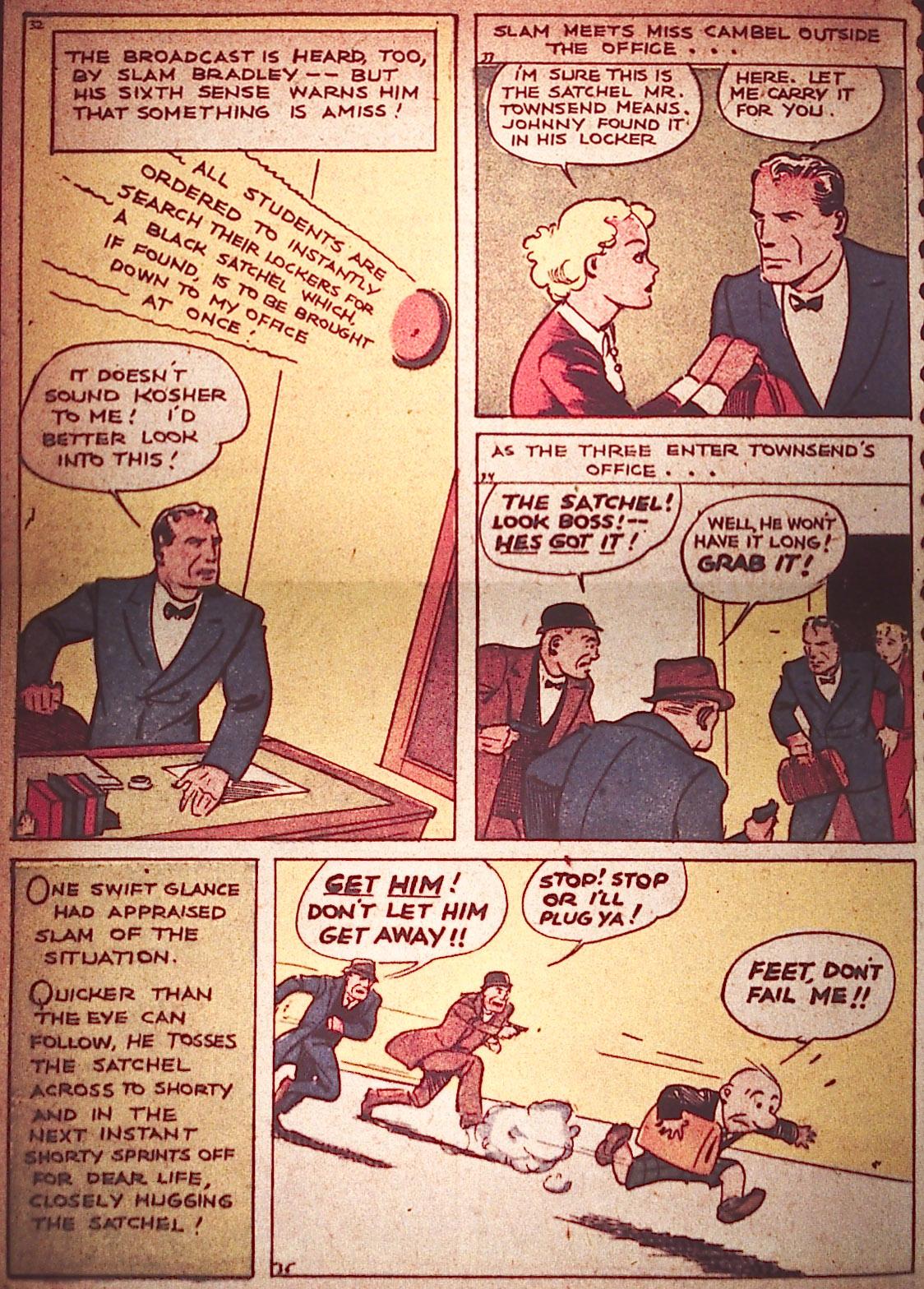 Read online Detective Comics (1937) comic -  Issue #5 - 10