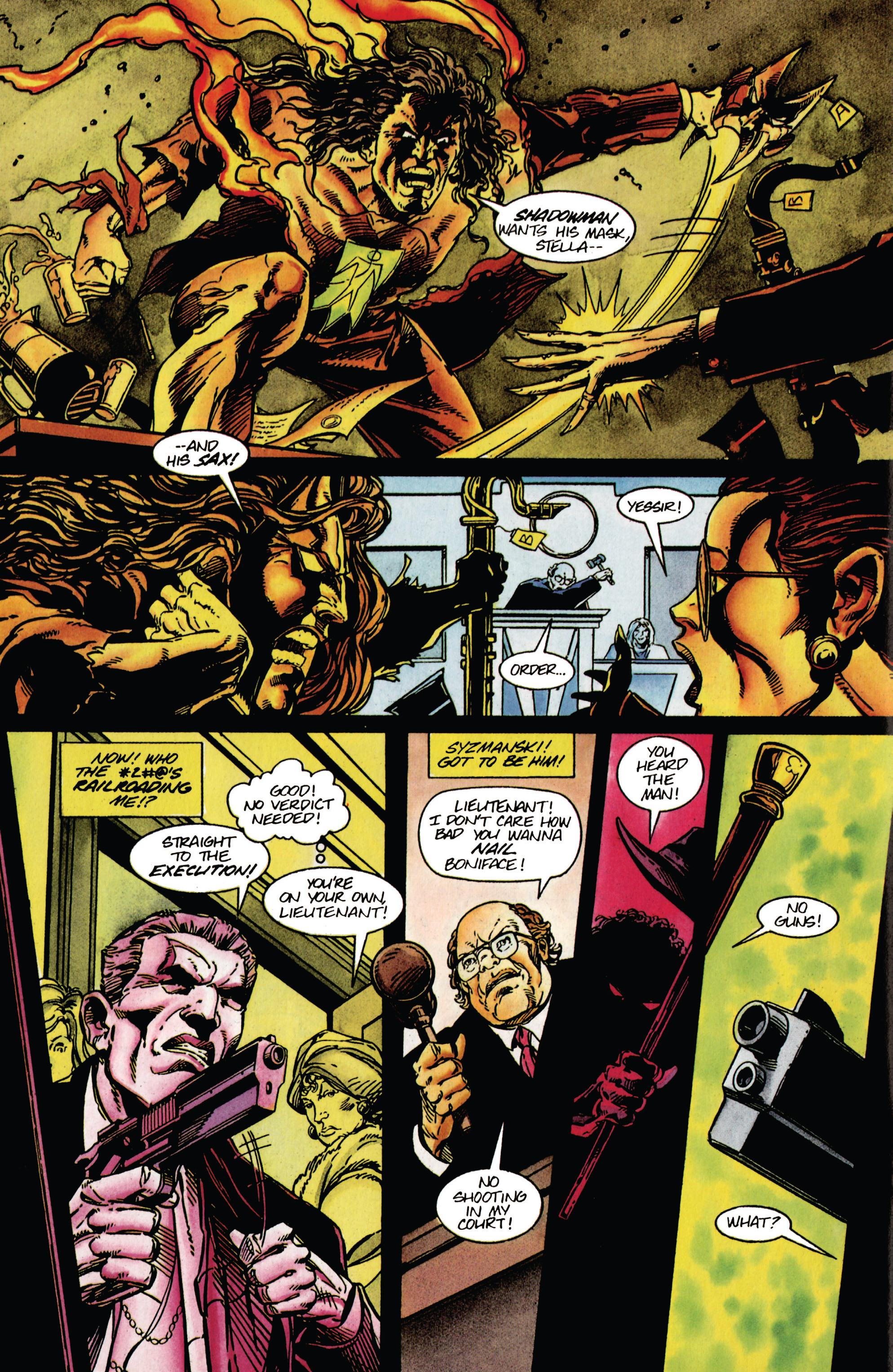 Read online Shadowman (1992) comic -  Issue #42 - 19