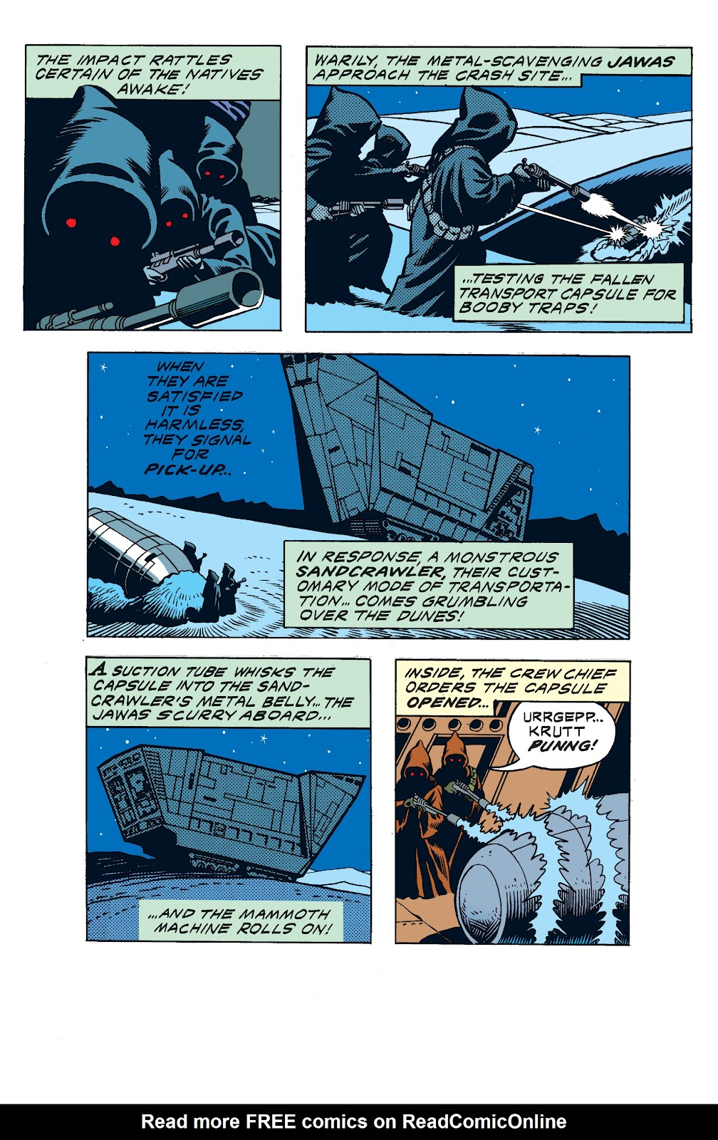 Read online Star Wars Legends: The Newspaper Strips - Epic Collection comic -  Issue # TPB (Part 2) - 22