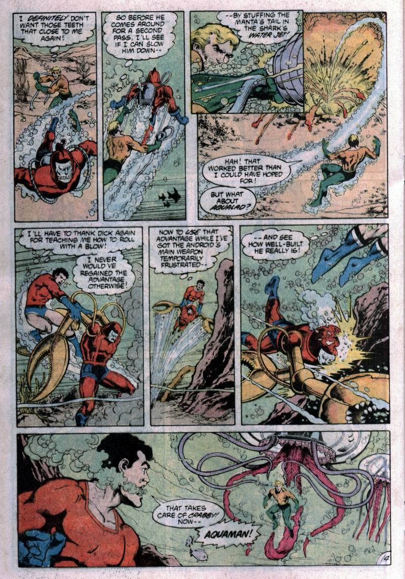 Teen Titans Spotlight issue 18 - Page 15