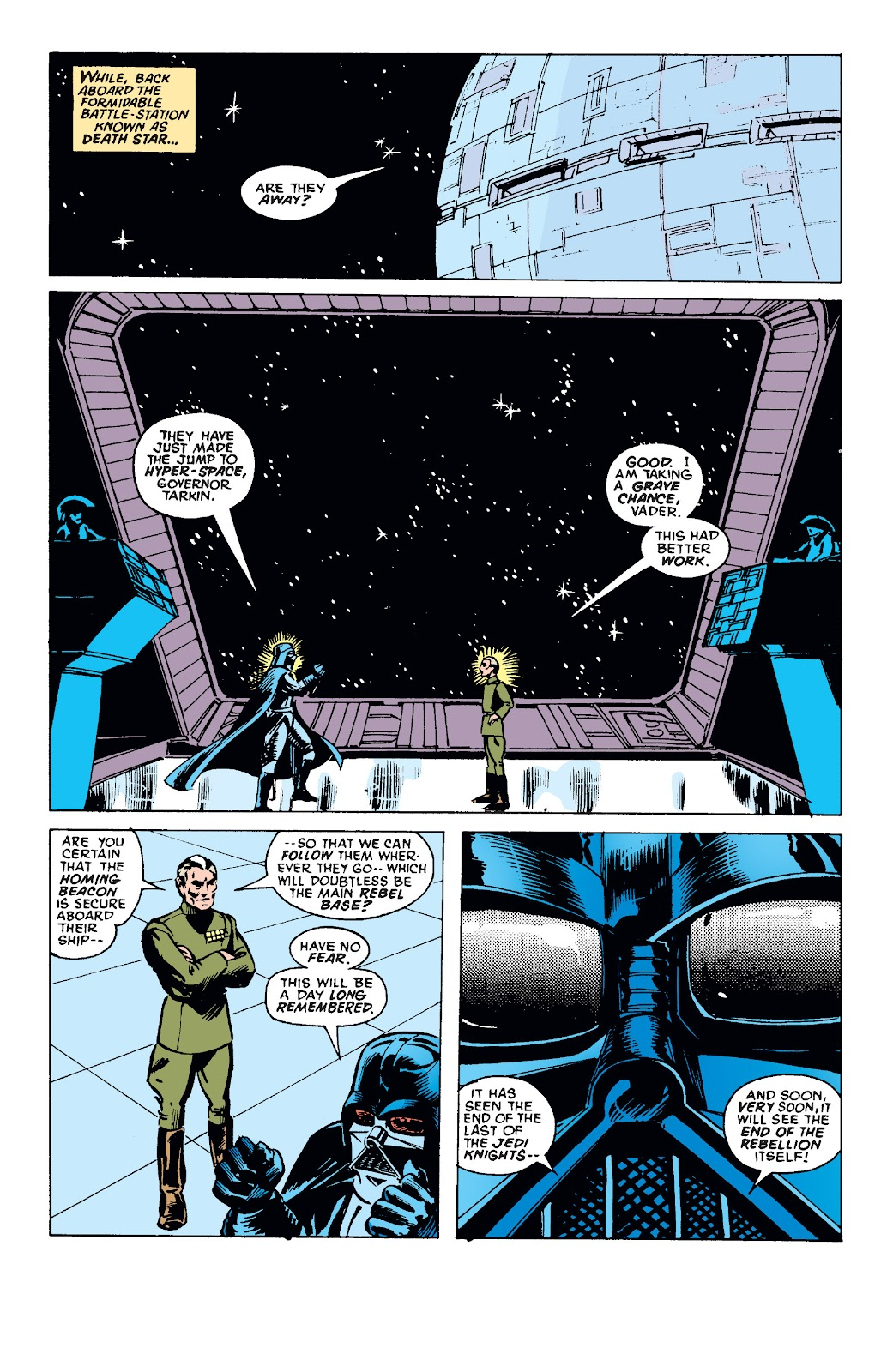 Read online Star Wars Legends: The Original Marvel Years - Epic Collection comic -  Issue # TPB 1 (Part 1) - 88