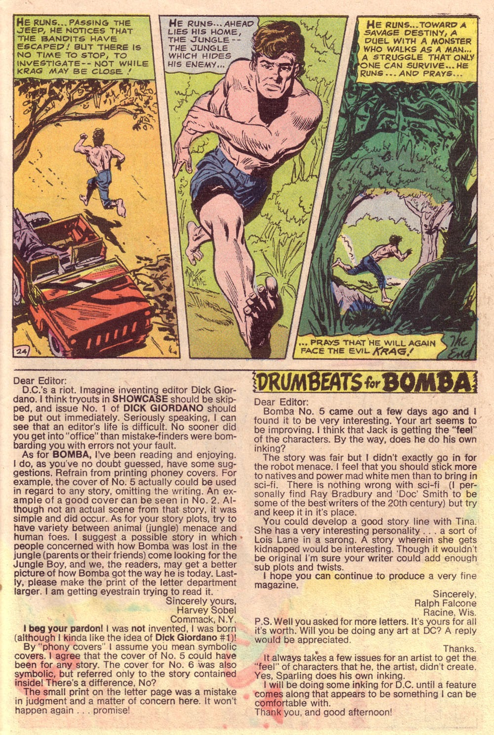 Bomba, The Jungle Boy issue 7 - Page 30