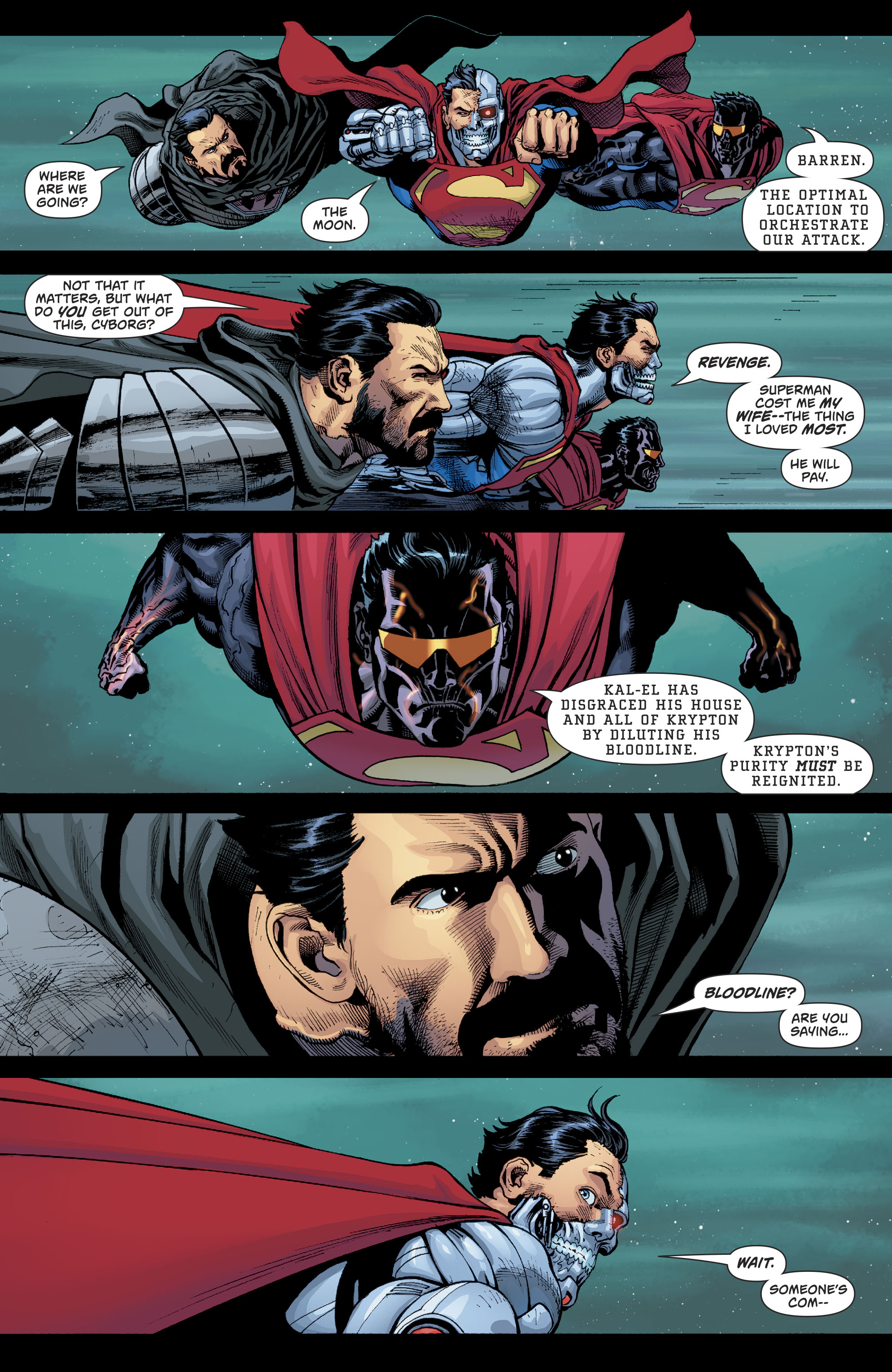 Read online Action Comics (2016) comic -  Issue #981 - 12