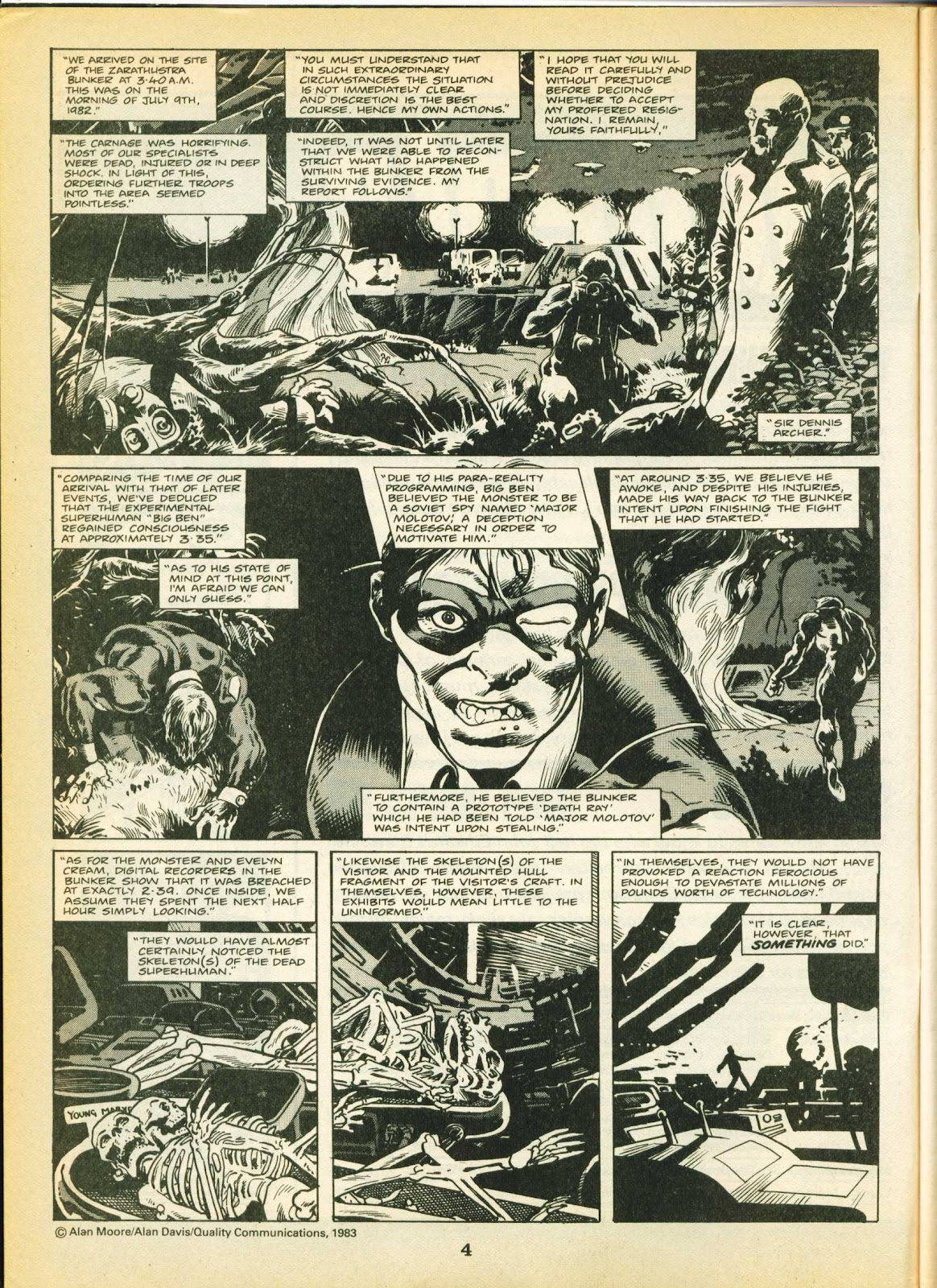 Warrior Issue #11 #12 - English 4