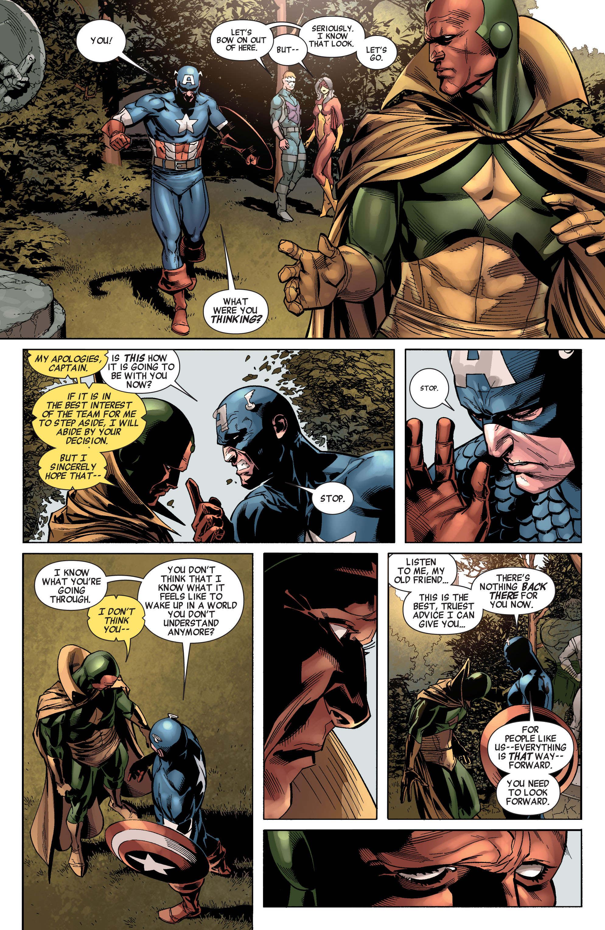 Read online Avengers (2010) comic -  Issue #24.1 - 20
