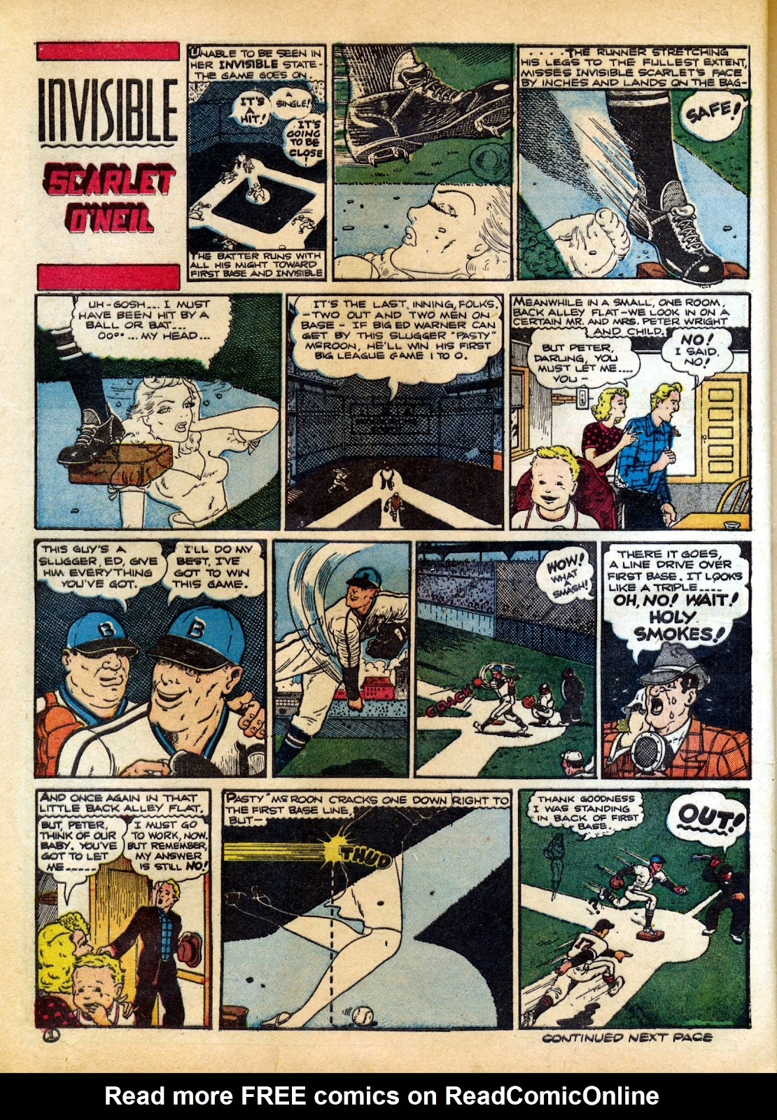 Read online Famous Funnies comic -  Issue #82 - 6
