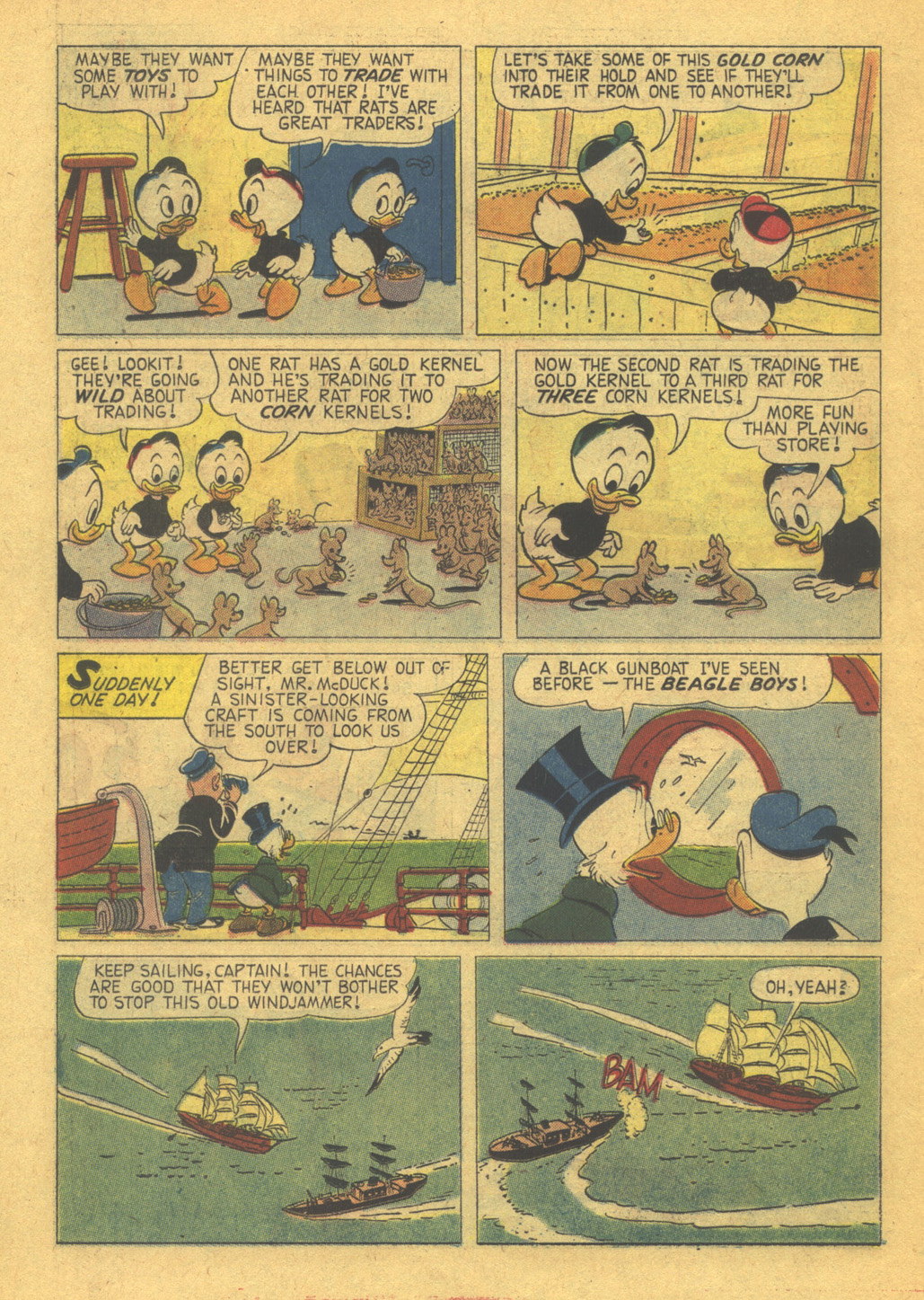 Read online Uncle Scrooge (1953) comic -  Issue #31 - 14