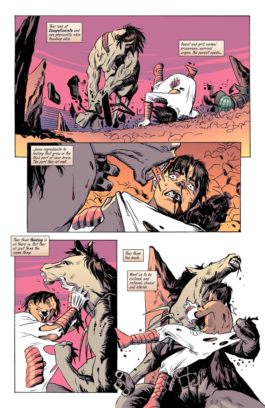 Read online Strange Adventures (2014) comic -  Issue # TPB (Part 2) - 26