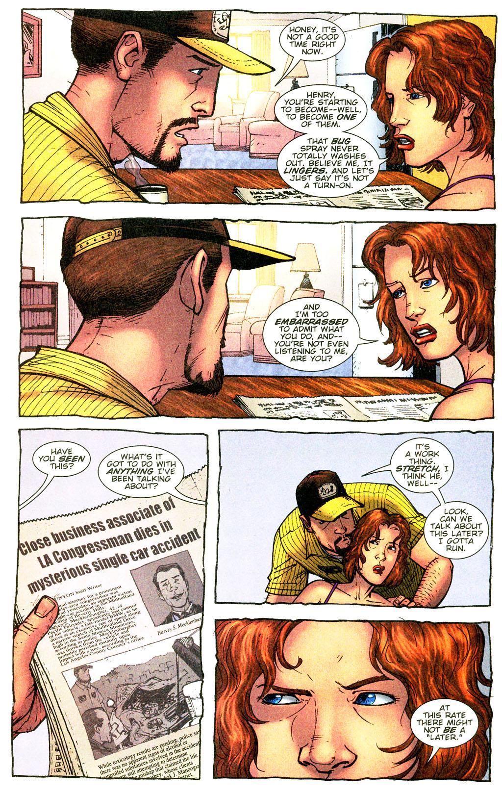 Read online The Exterminators comic -  Issue #5 - 3