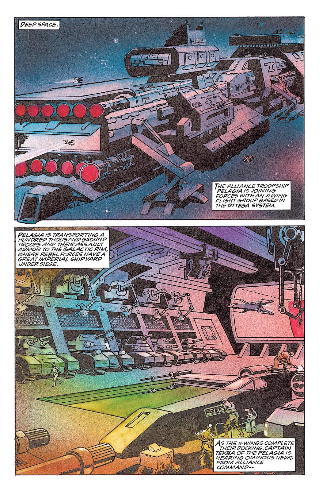 Read online Star Wars: Dark Empire Trilogy comic -  Issue # TPB (Part 4) - 11