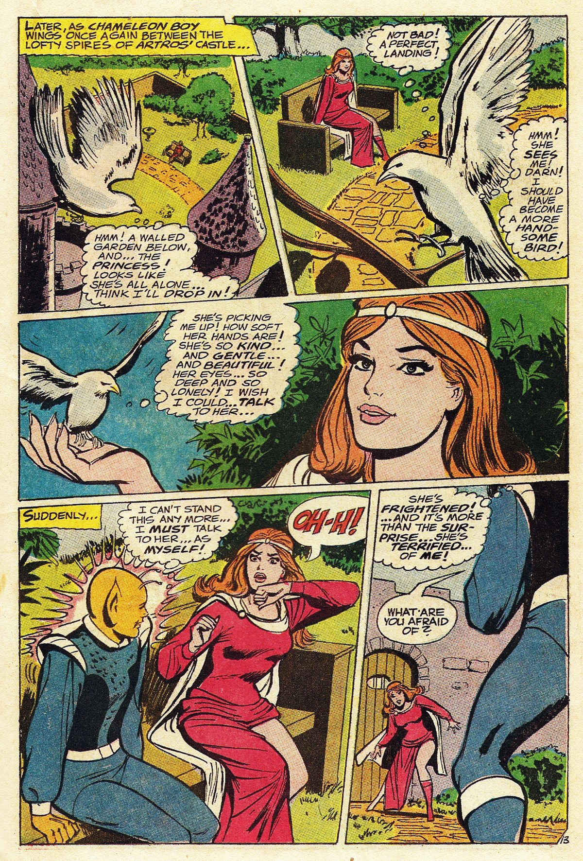 Read online Adventure Comics (1938) comic -  Issue #376 - 19