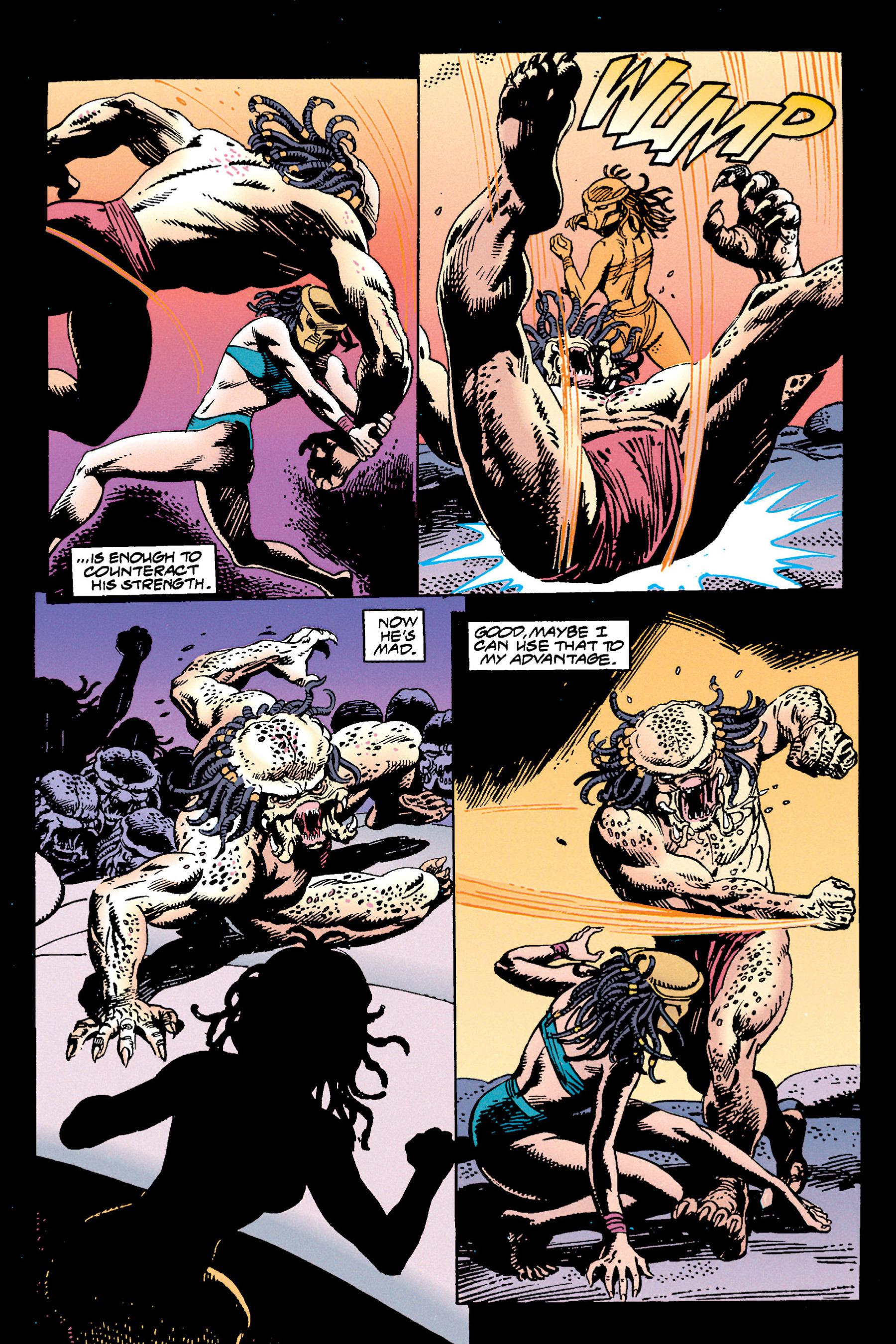 Read online Aliens vs. Predator Omnibus comic -  Issue # _TPB 1 Part 3 - 56