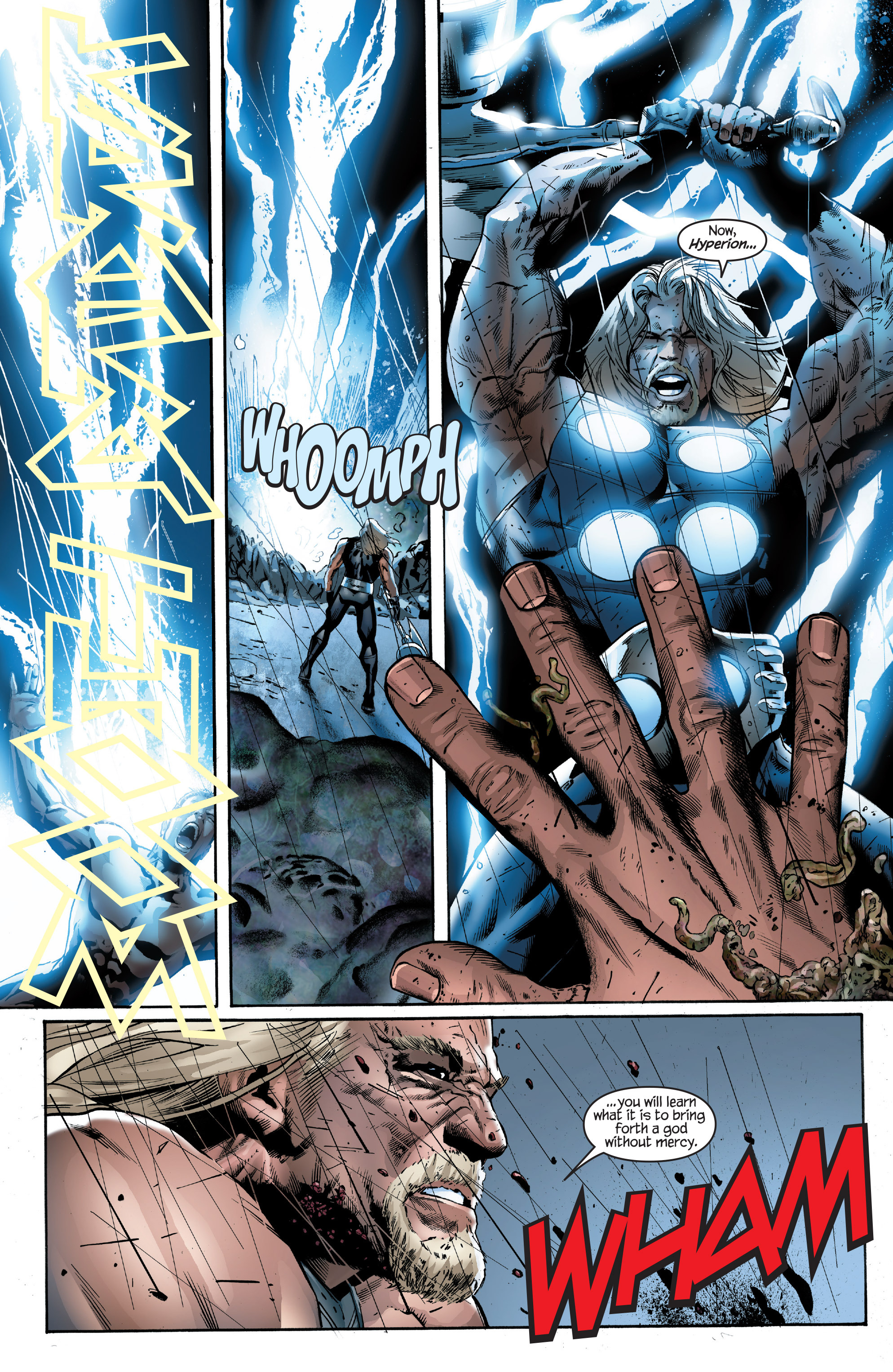 Read online Ultimate Power comic -  Issue #7 - 15