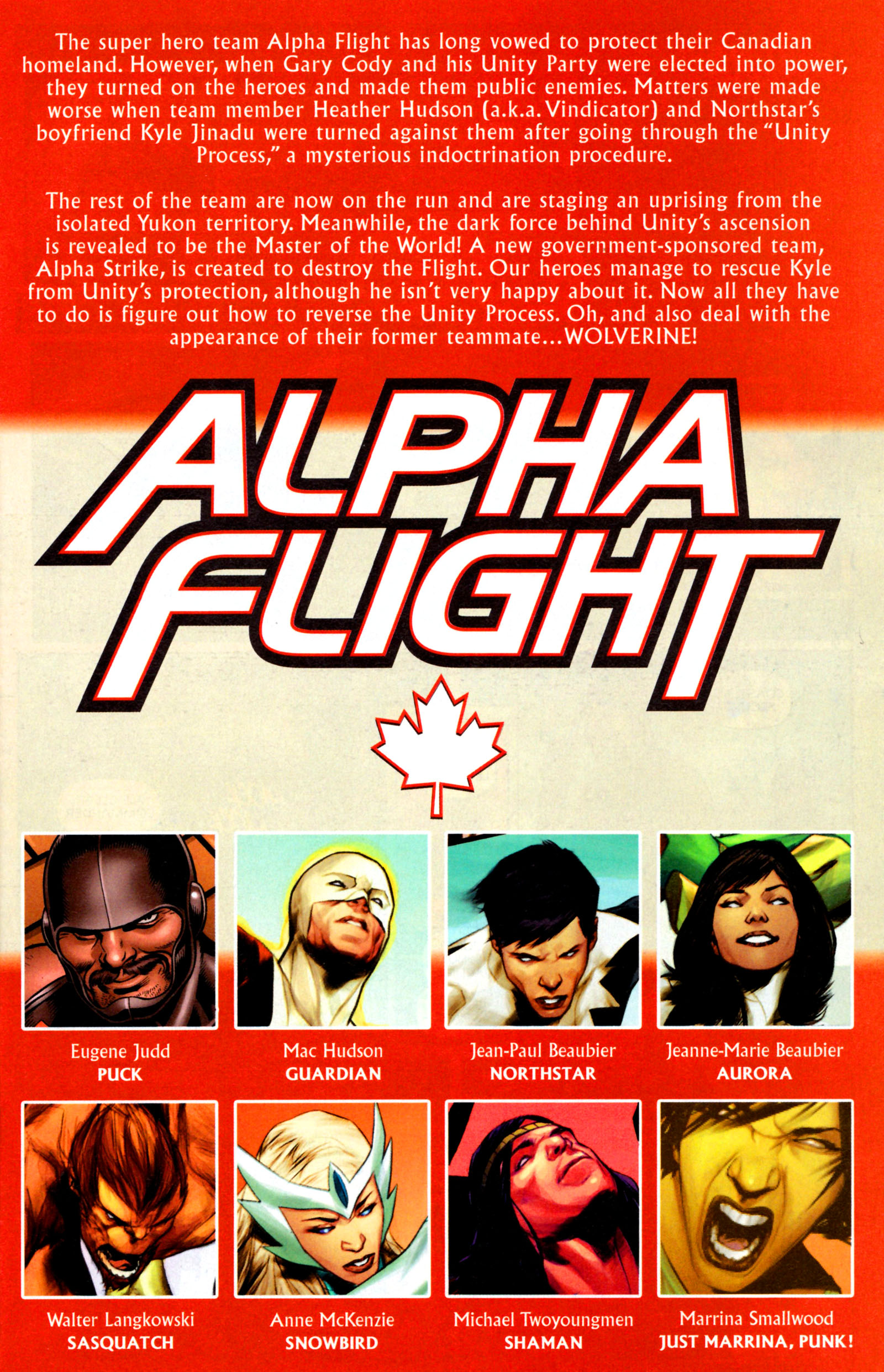 Read online Alpha Flight (2011) comic -  Issue #7 - 2