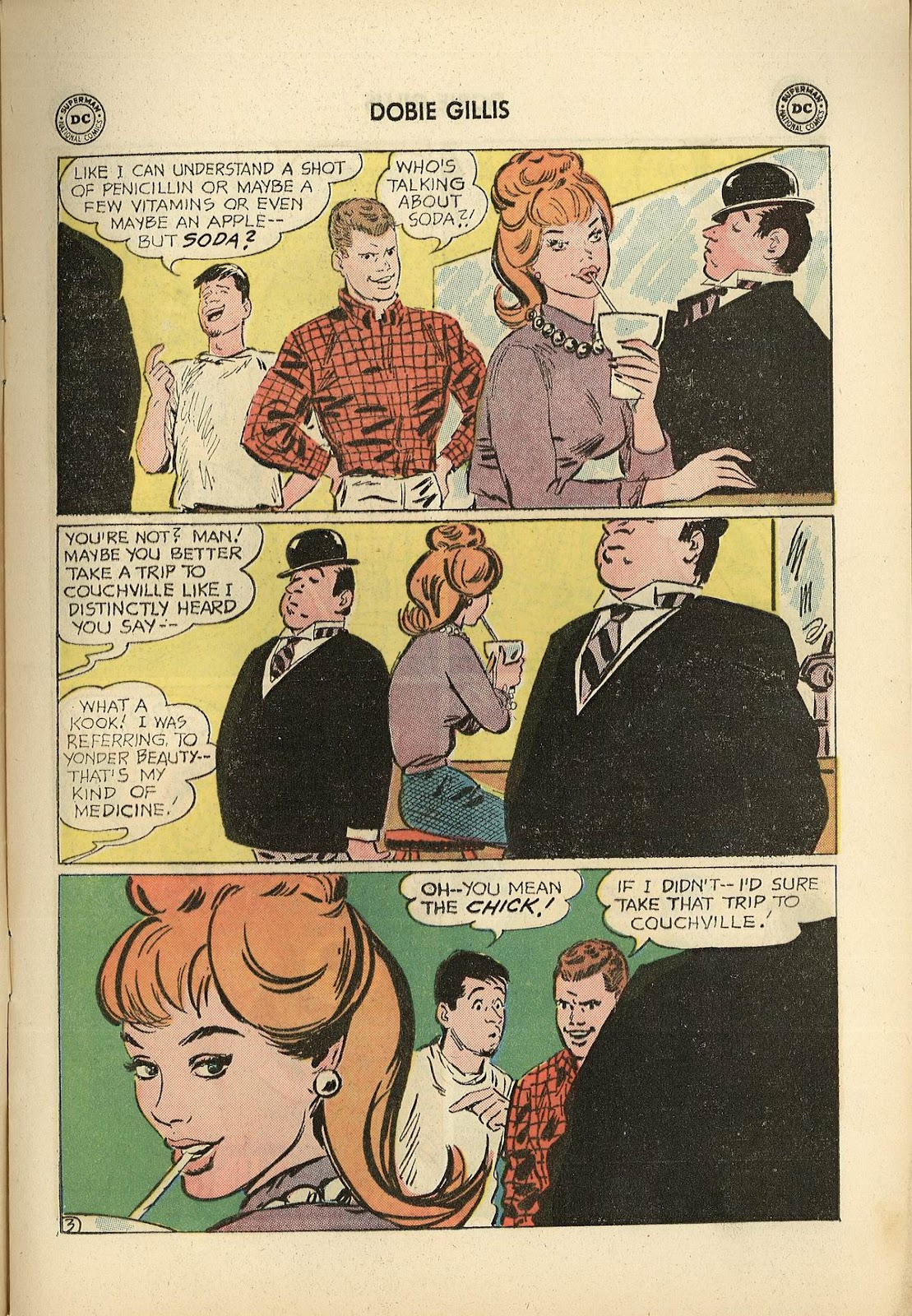 Many Loves of Dobie Gillis issue 22 - Page 5