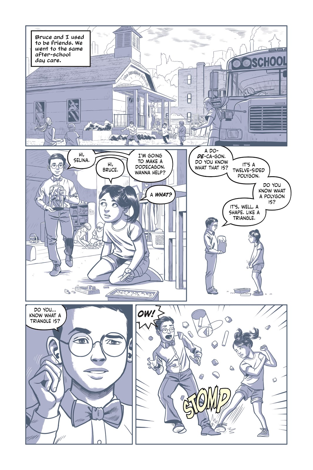 Read online Under the Moon: A Catwoman Tale comic -  Issue # TPB (Part 1) - 36