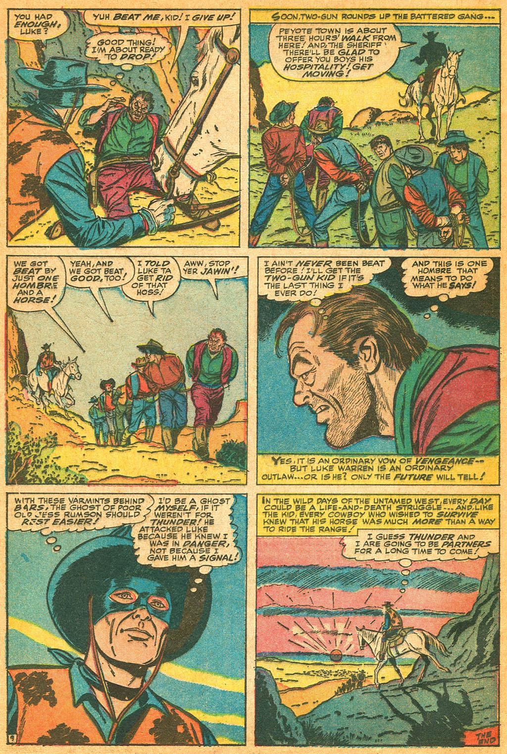 Read online Two-Gun Kid comic -  Issue #87 - 12