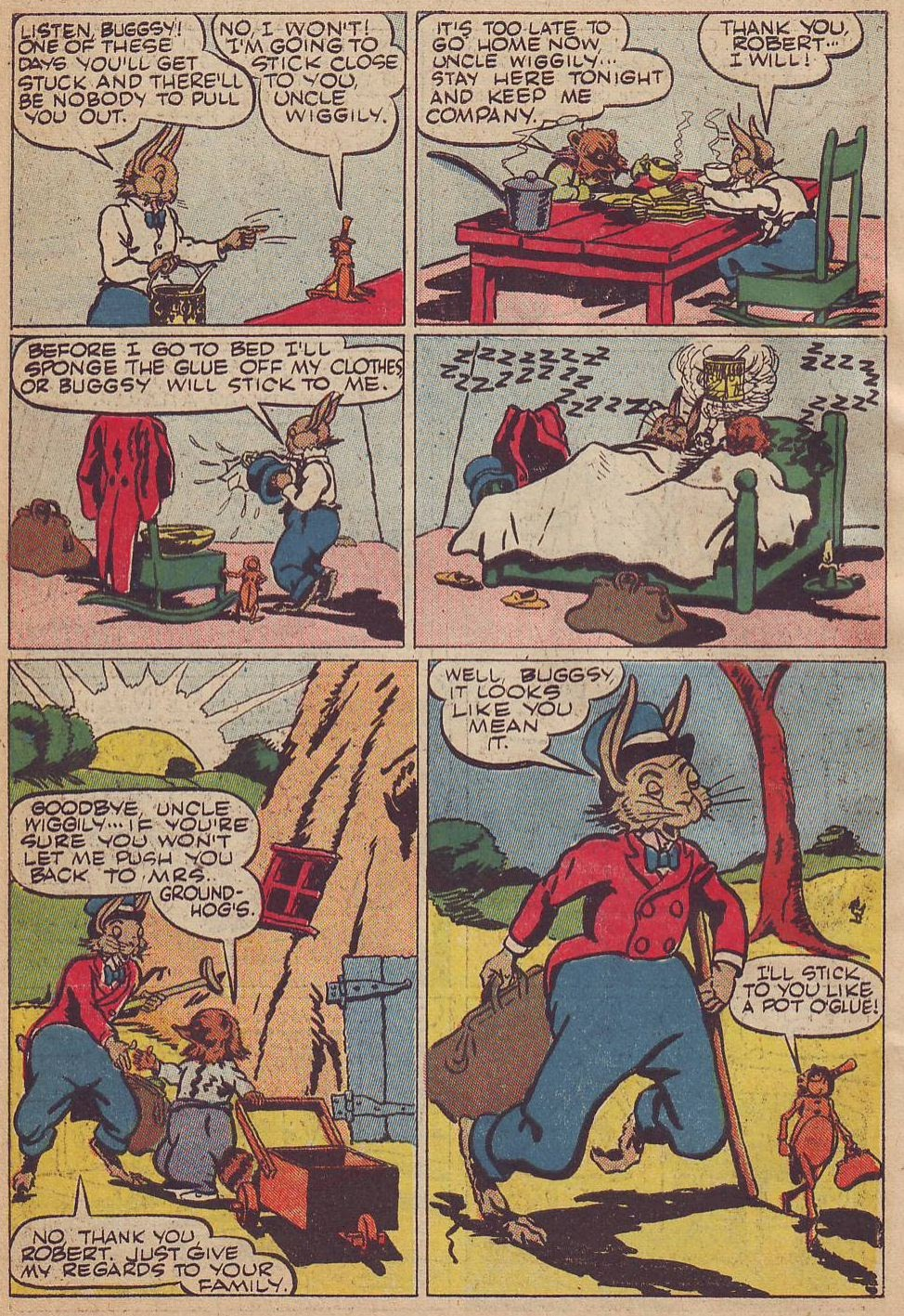 Read online Animal Comics comic -  Issue #13 - 12