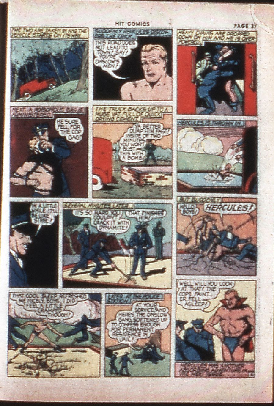 Read online Hit Comics comic -  Issue #4 - 39