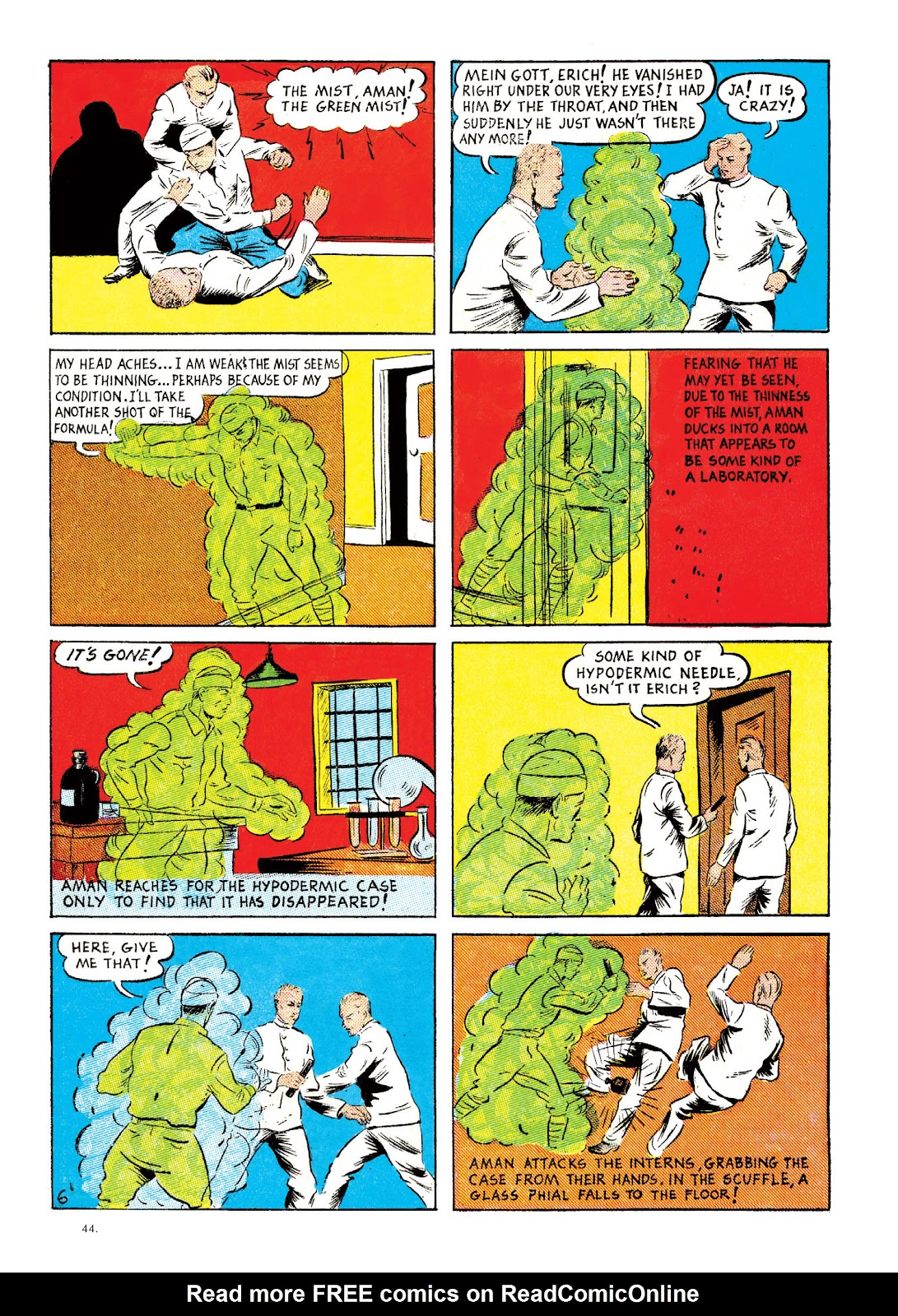 Read online The Bill Everett Archives comic -  Issue # TPB 2 (Part 1) - 45