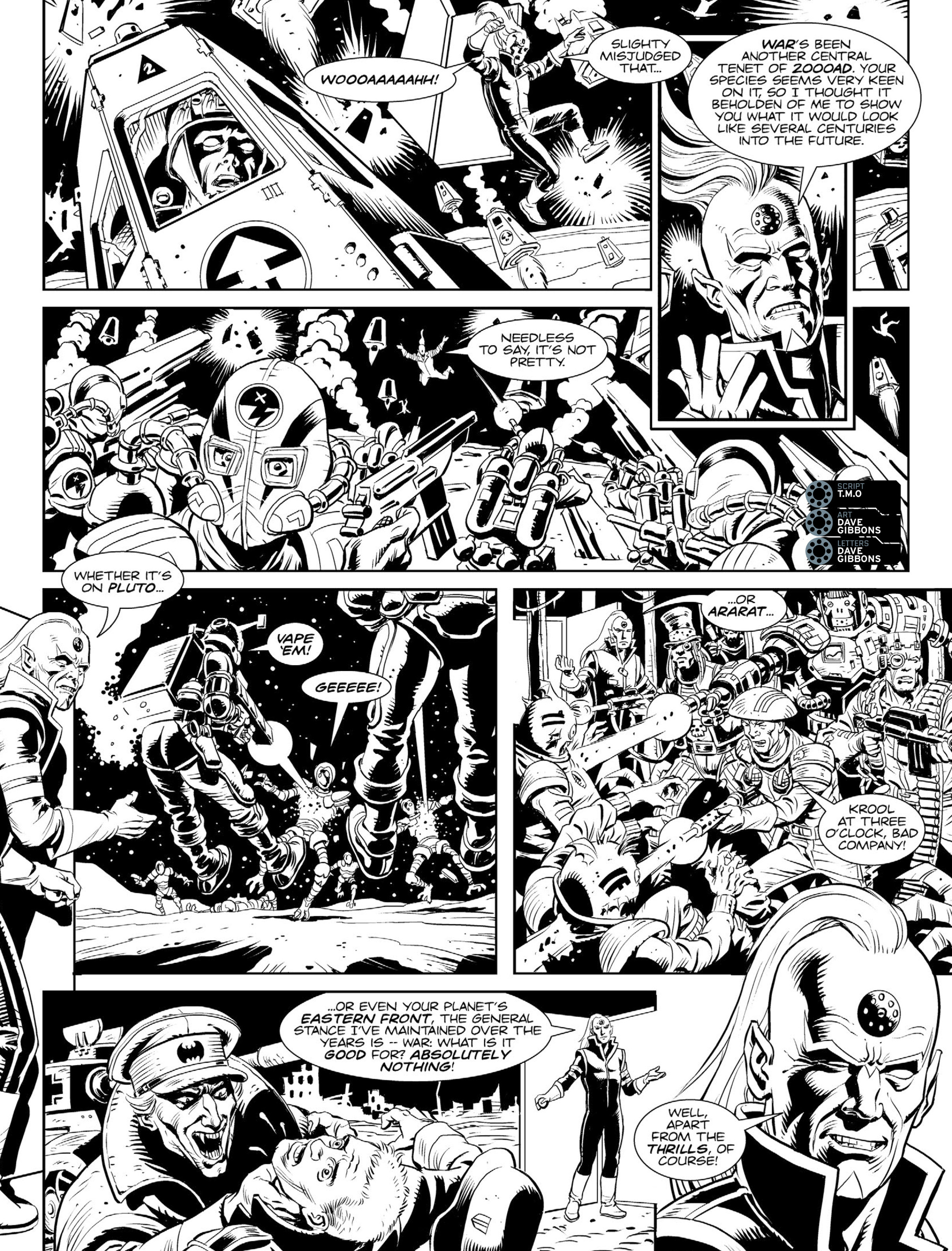 Read online 2000 AD comic -  Issue #2000 - 25