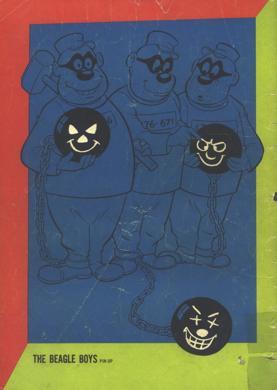 Walt Disney THE BEAGLE BOYS issue 3 - Page 36
