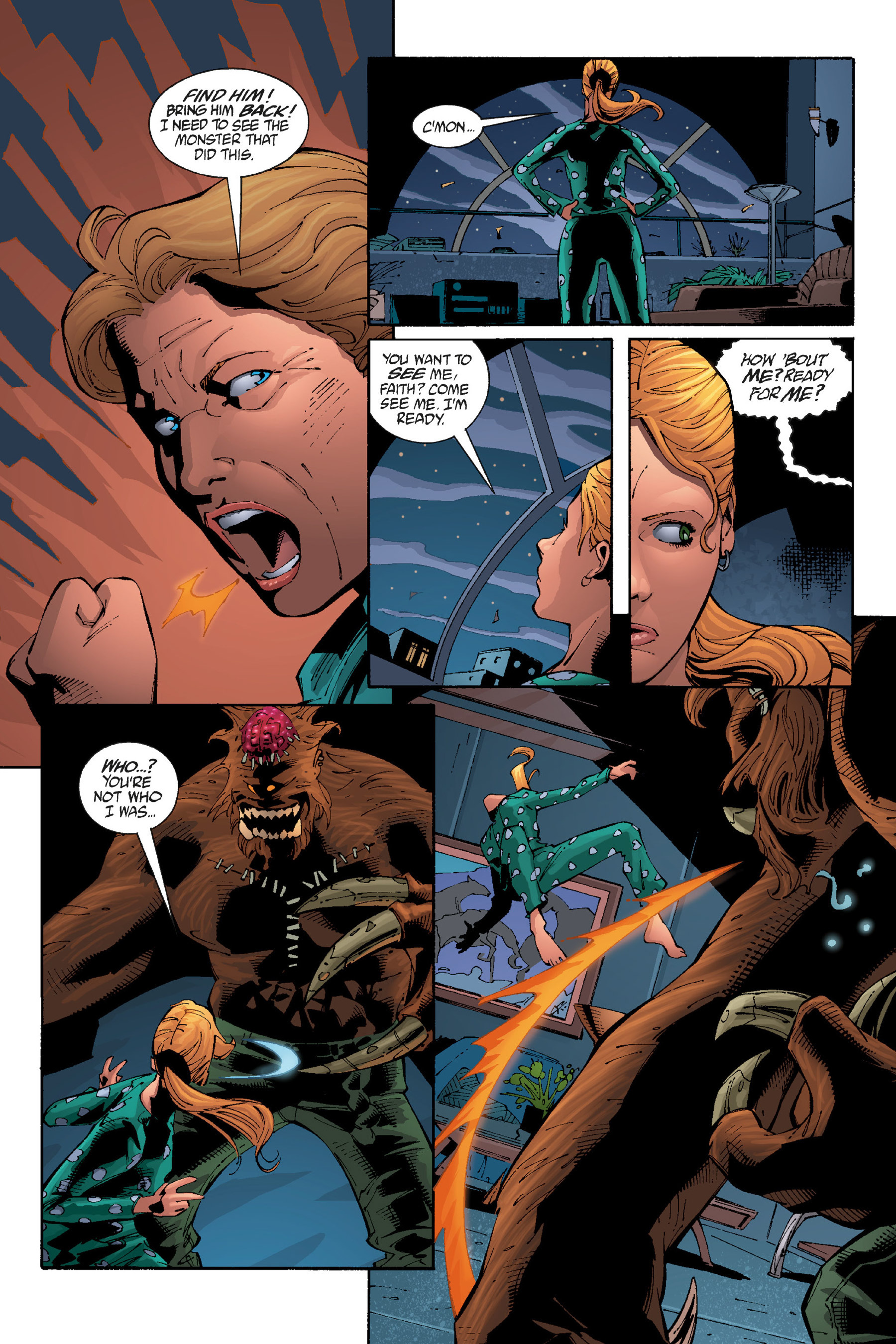 Read online Buffy the Vampire Slayer: Omnibus comic -  Issue # TPB 5 - 88