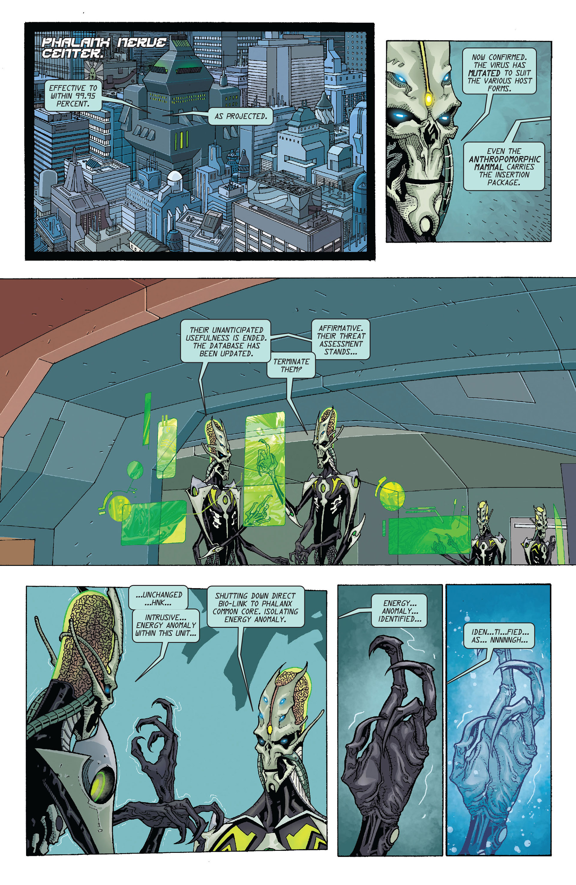 Read online Annihilation: Conquest - Starlord comic -  Issue #4 - 5