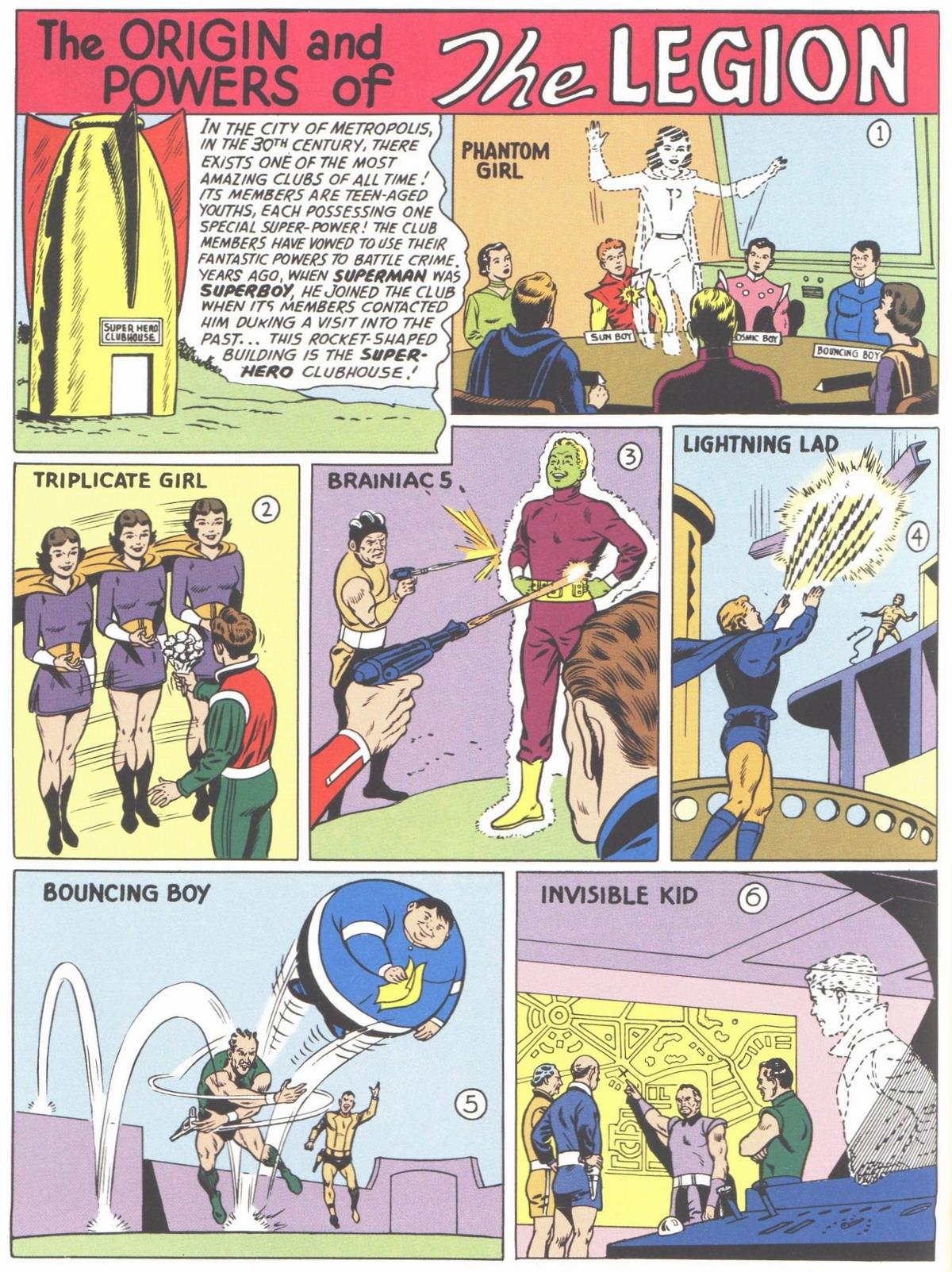 Read online Adventure Comics (1938) comic -  Issue #316 - 28