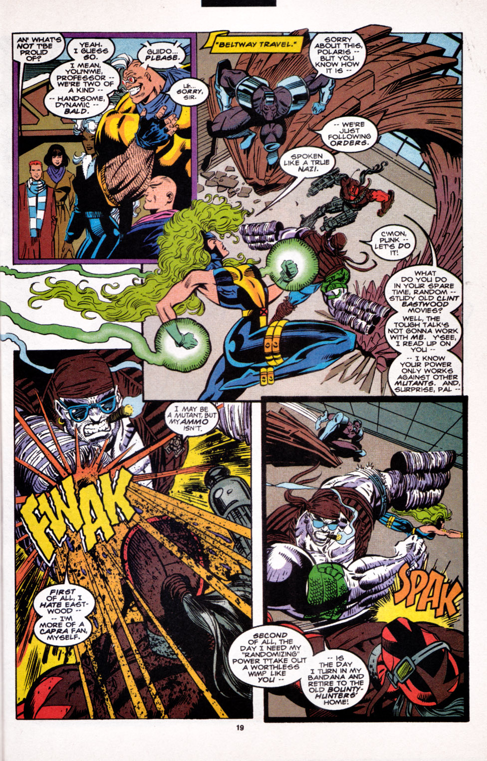 Read online X-Factor (1986) comic -  Issue #102 - 16