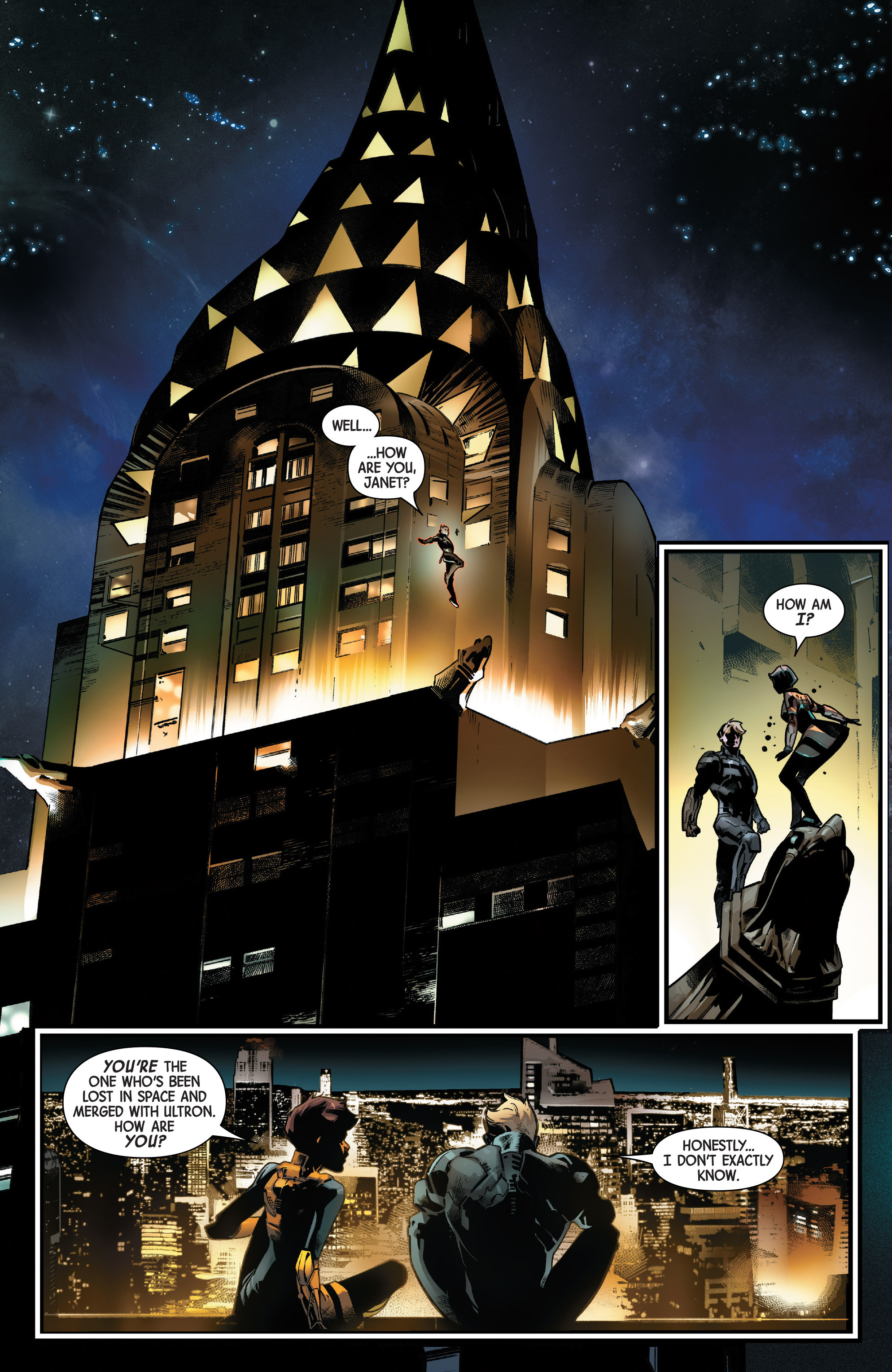 Read online Uncanny Avengers [II] comic -  Issue #10 - 7