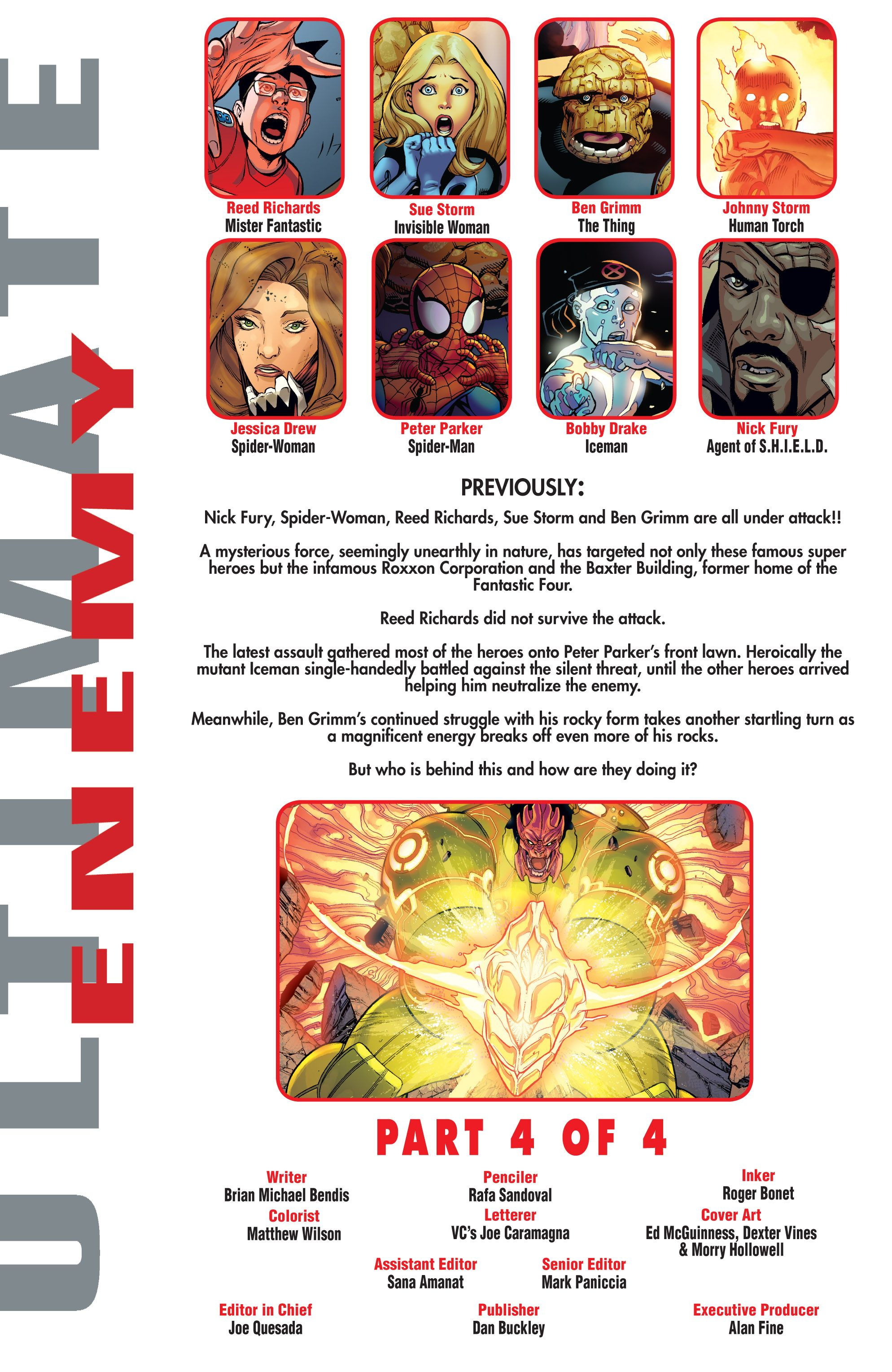 Read online Ultimate Comics Doomsday comic -  Issue # Full - 68