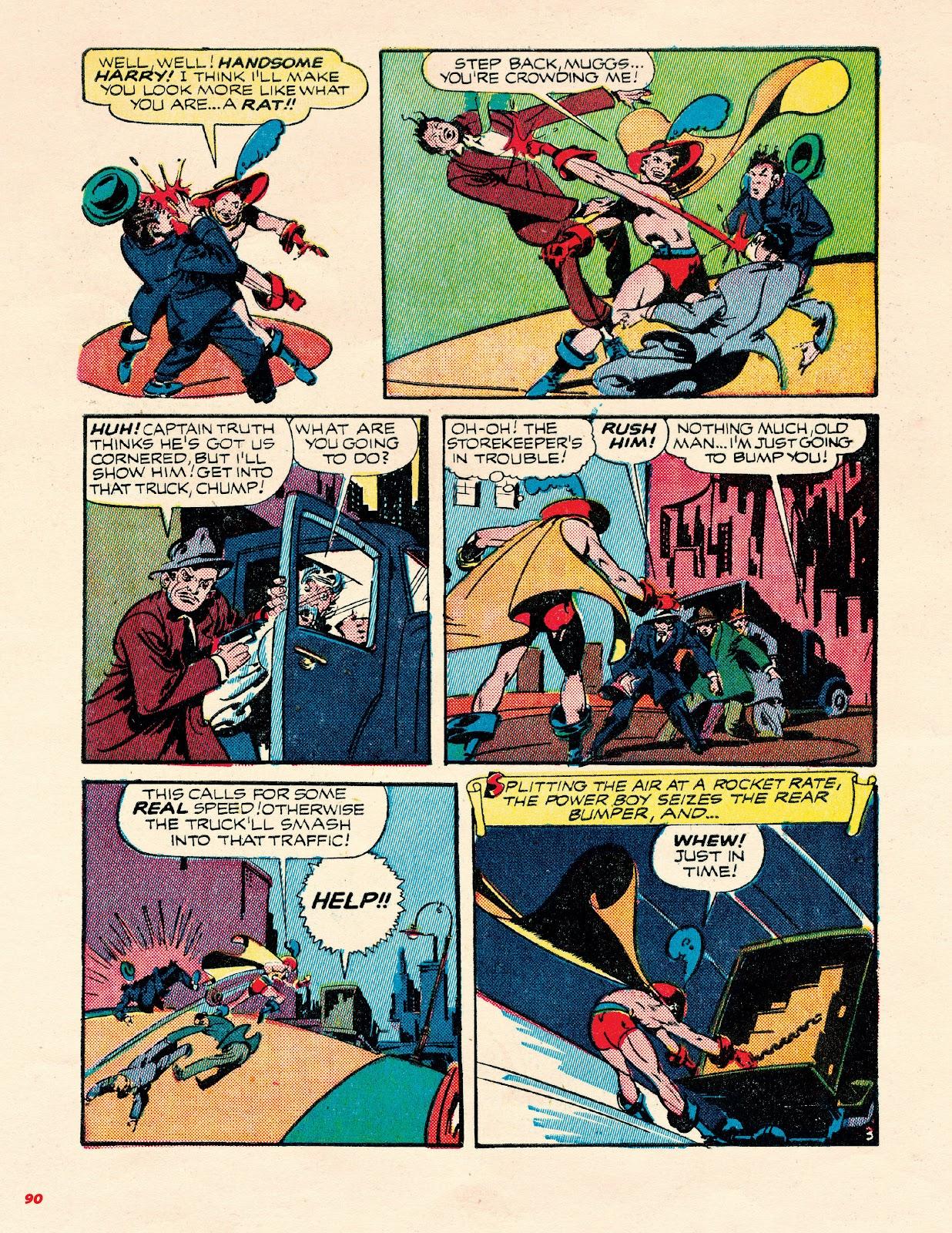 Read online Super Weird Heroes comic -  Issue # TPB 1 (Part 1) - 89
