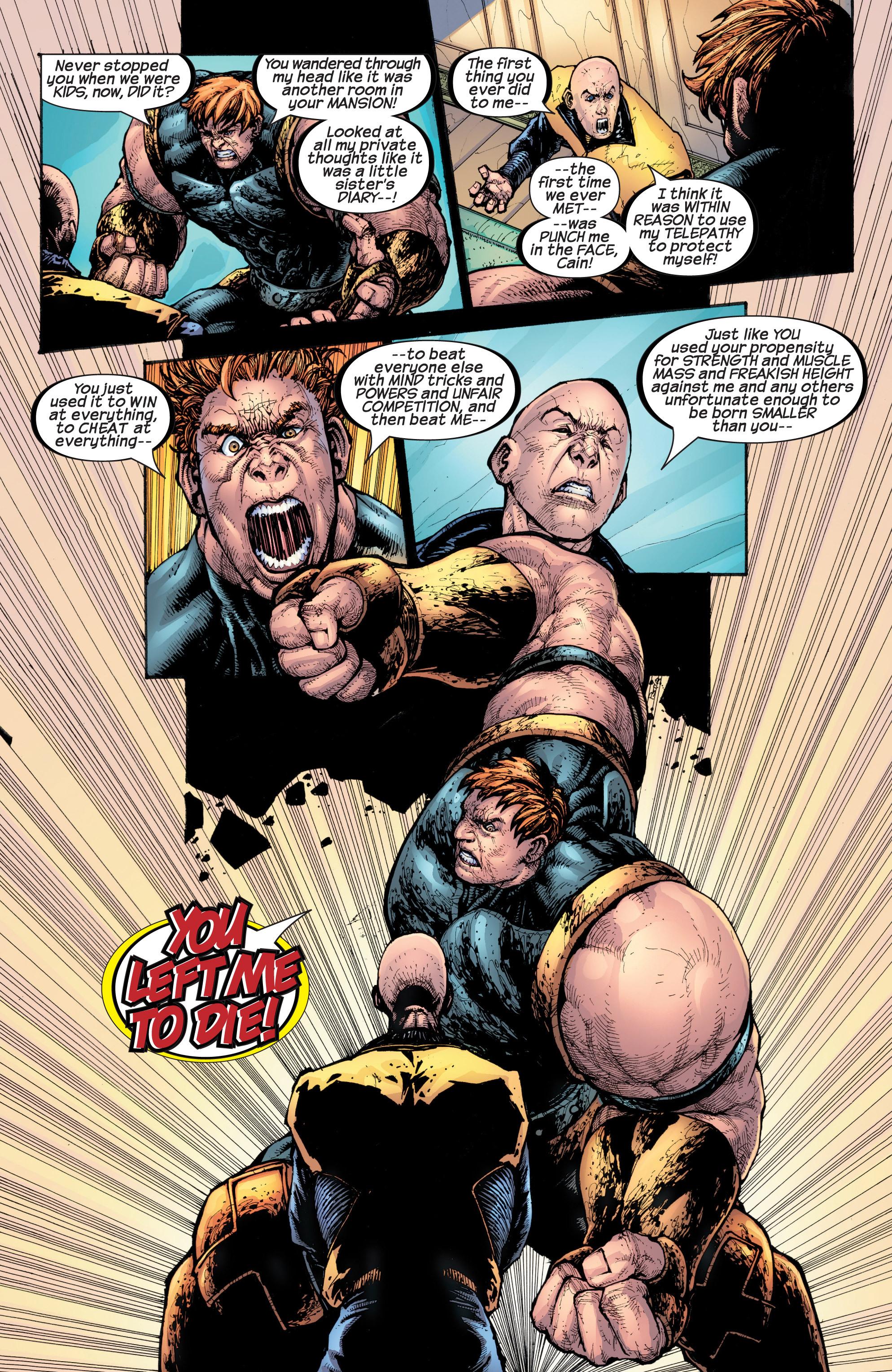 Read online Uncanny X-Men (1963) comic -  Issue #429 - 19
