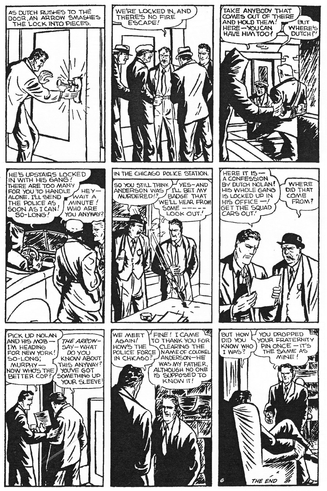 Read online Men of Mystery Comics comic -  Issue #83 - 34