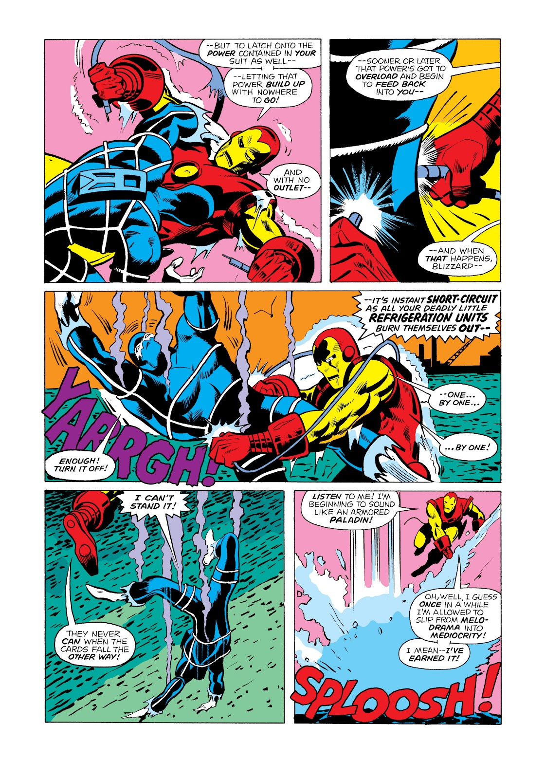 Read online Marvel Masterworks: The Invincible Iron Man comic -  Issue # TPB 11 (Part 2) - 19