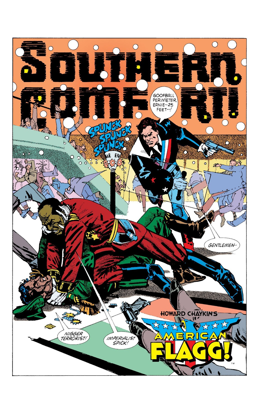 American Flagg! issue Definitive Collection (Part 2) - Page 19