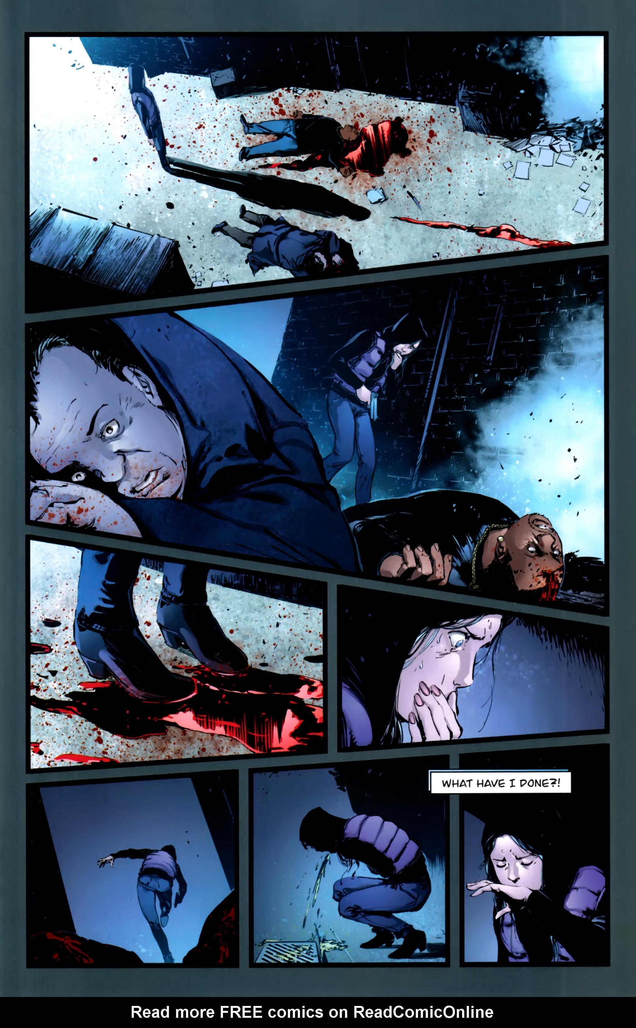 Read online Astria comic -  Issue #1 - 33