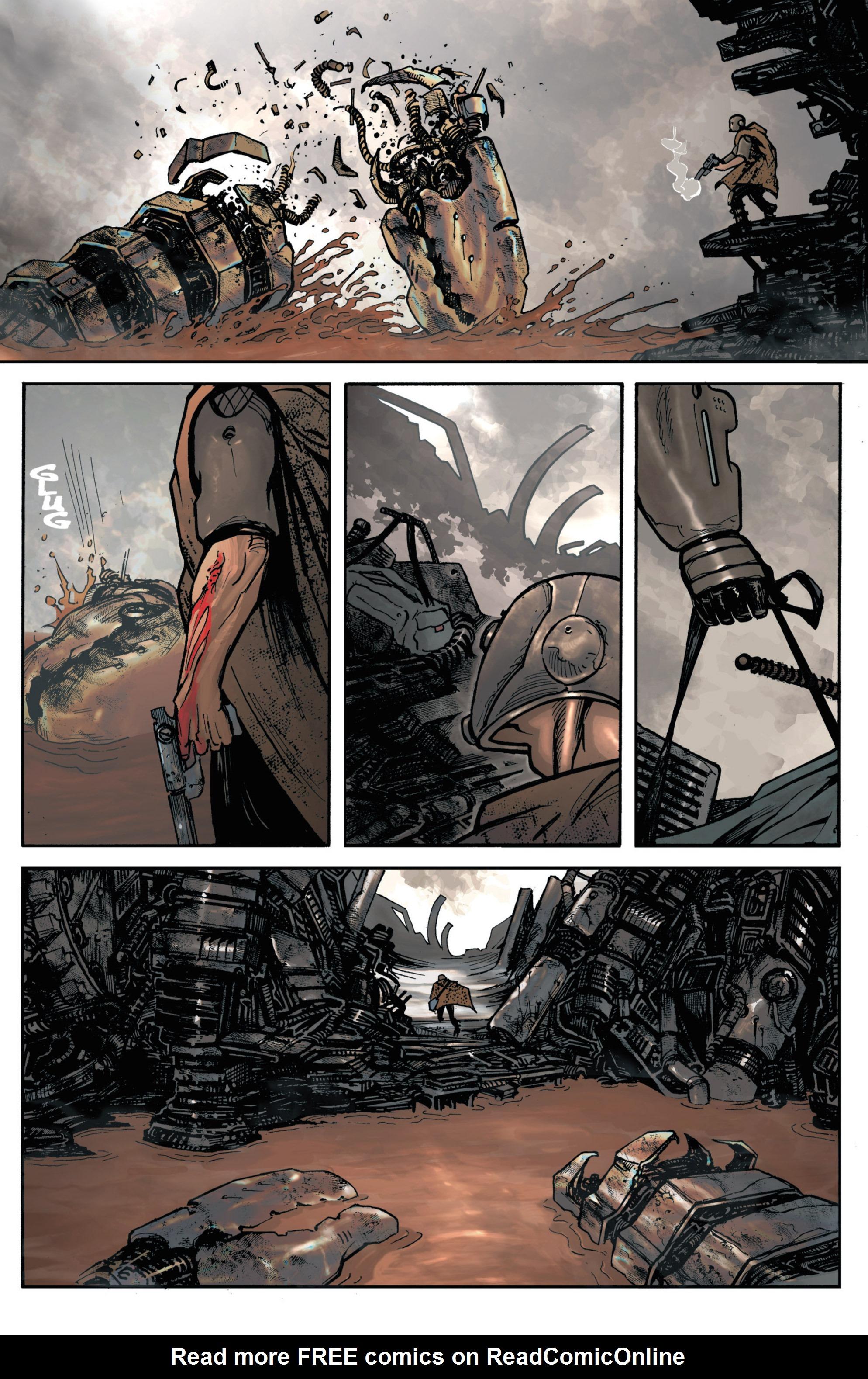 Read online Planetoid comic -  Issue # TPB - 27