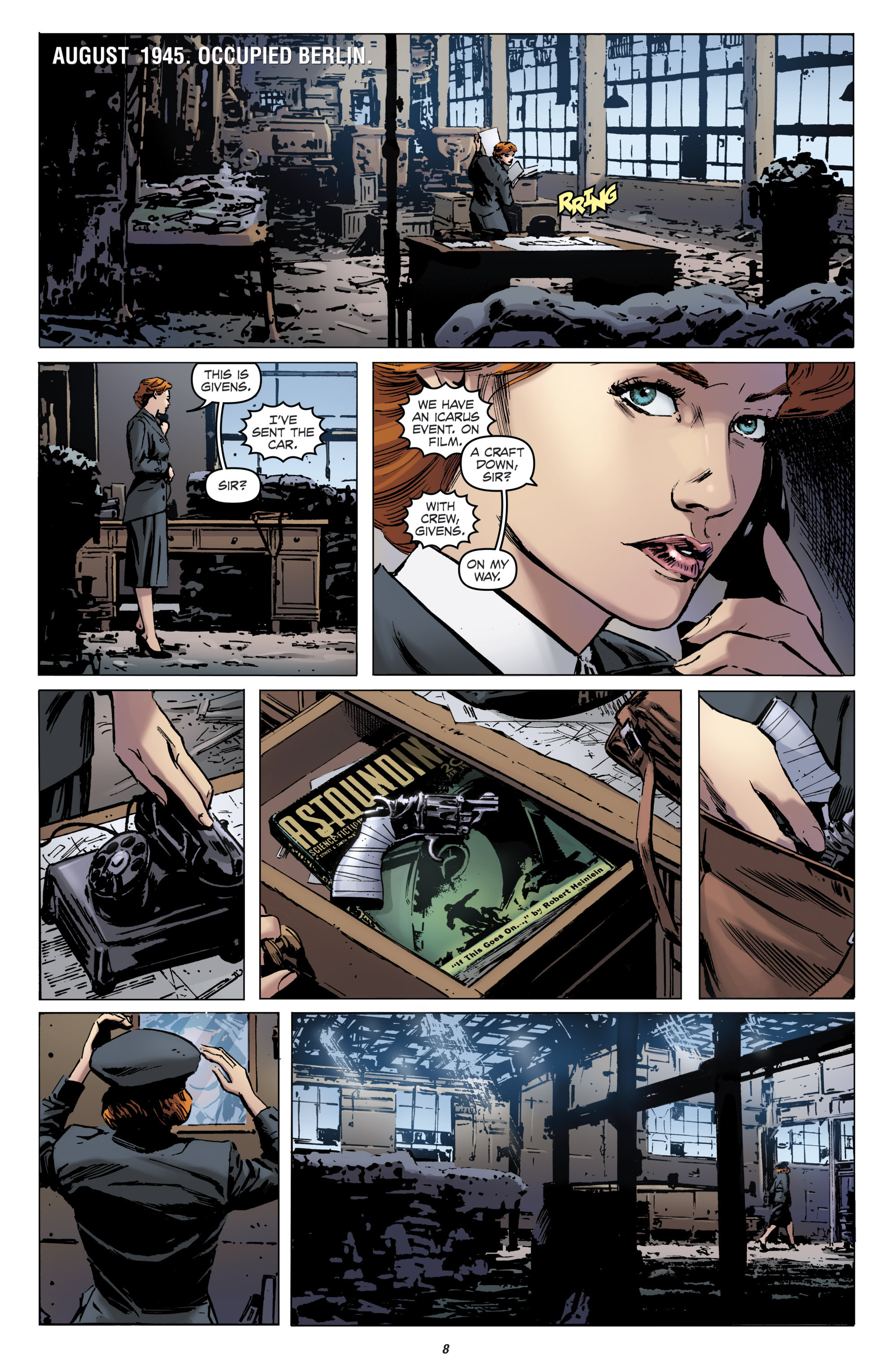 Read online Archangel (2016) comic -  Issue #1 - 10